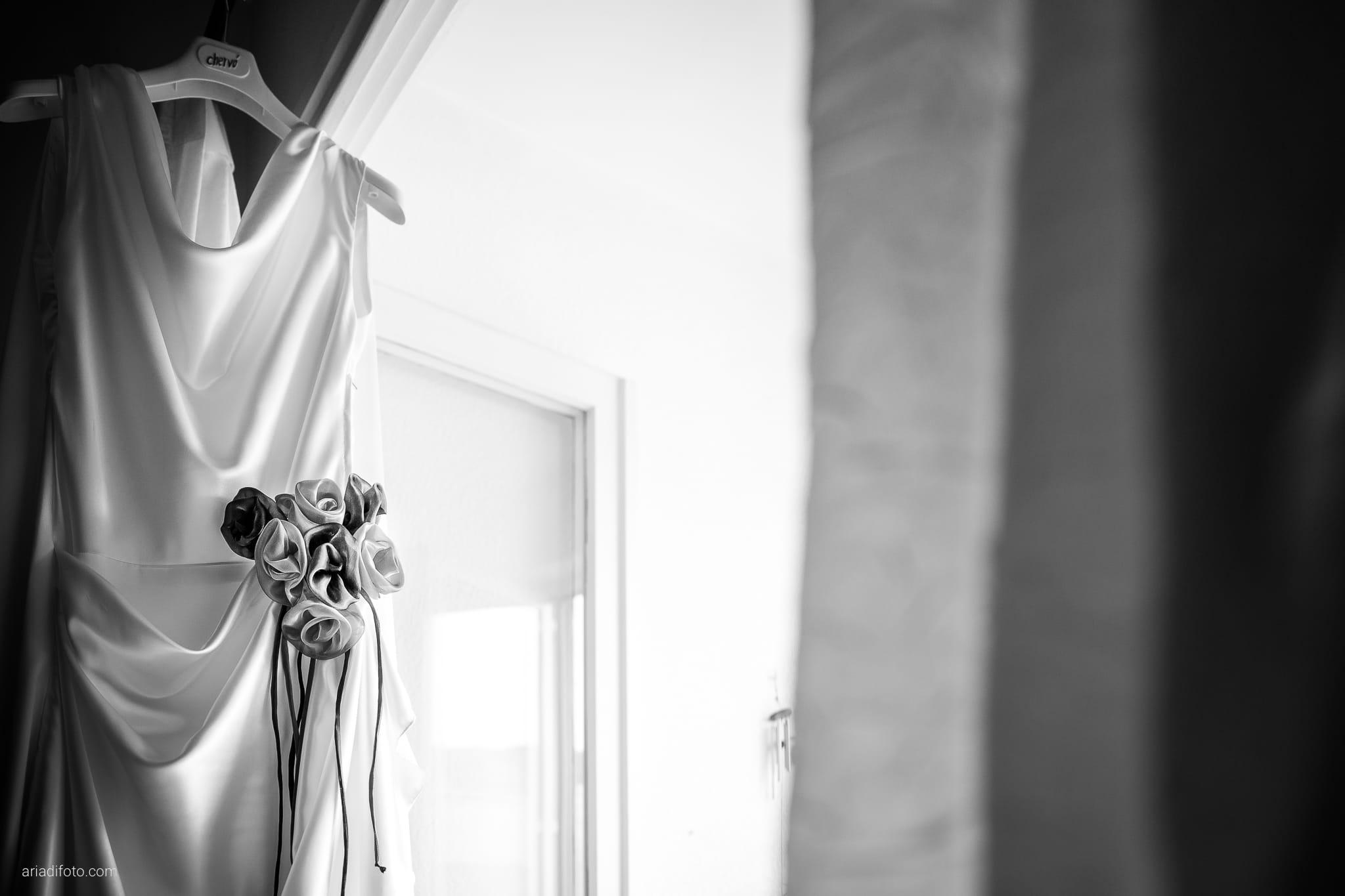 Elisa Diego matrimonio Villa Revoltella Trieste Paradiso Pocenia Udine preparativi dettagli abito sposa