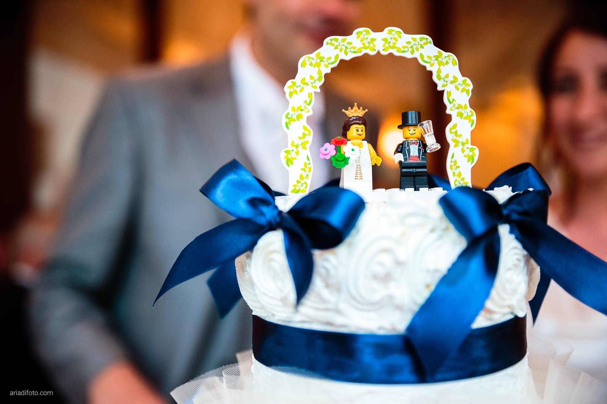 Elisa Diego matrimonio Villa Revoltella Trieste Paradiso Pocenia Udine ricevimento torta