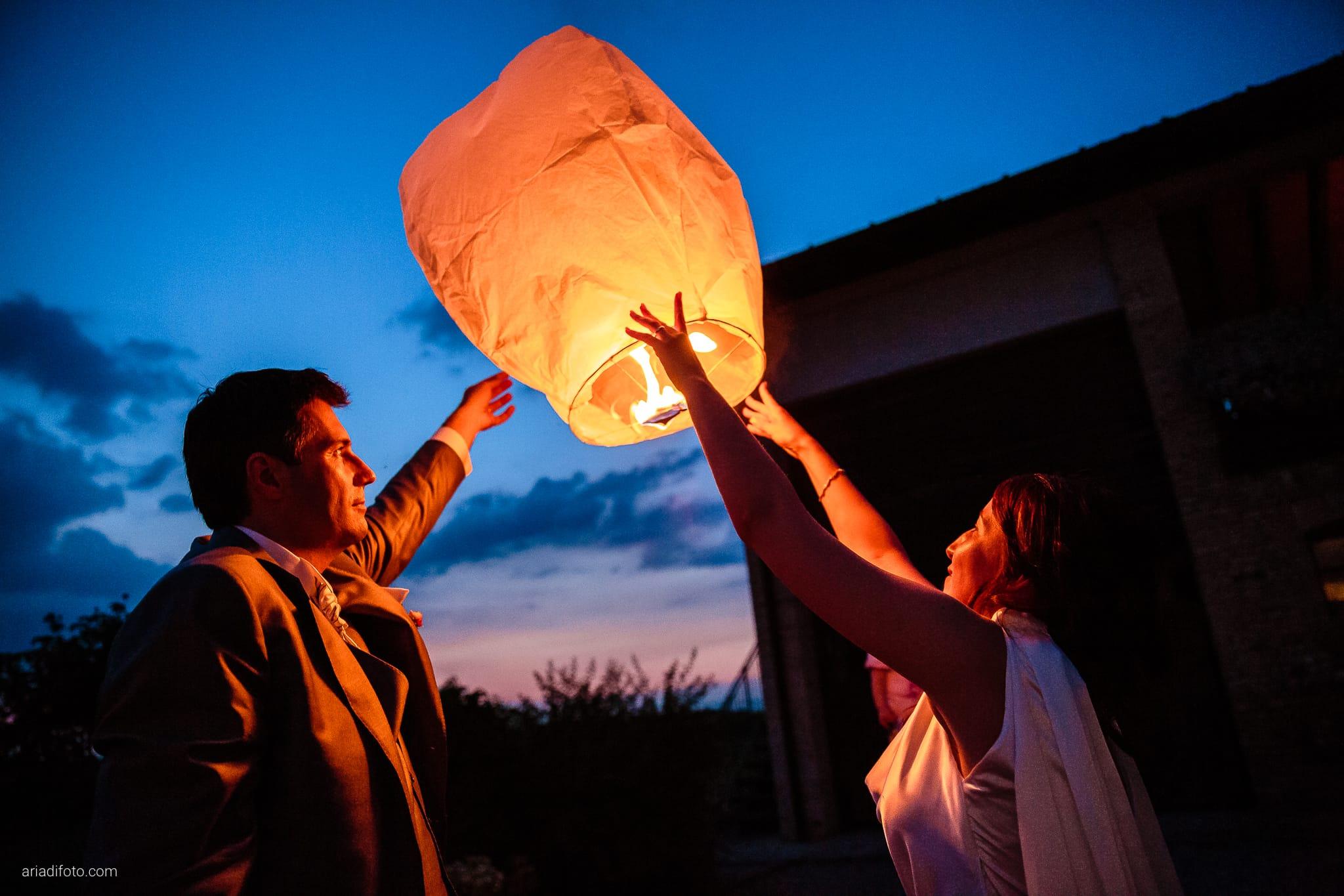 Elisa Diego matrimonio Villa Revoltella Trieste Paradiso Pocenia Udine ricevimento lanterne ora blu