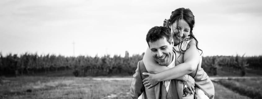 Elisa Diego matrimonio Villa Revoltella Trieste Paradiso Pocenia Udine ritratti sposi campo