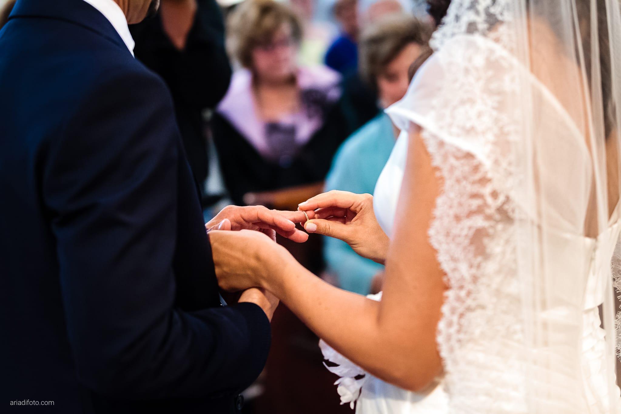 Donatella Enrico matrimonio Castello Duino Trieste cerimonia scambio anelli Madonna del Mare