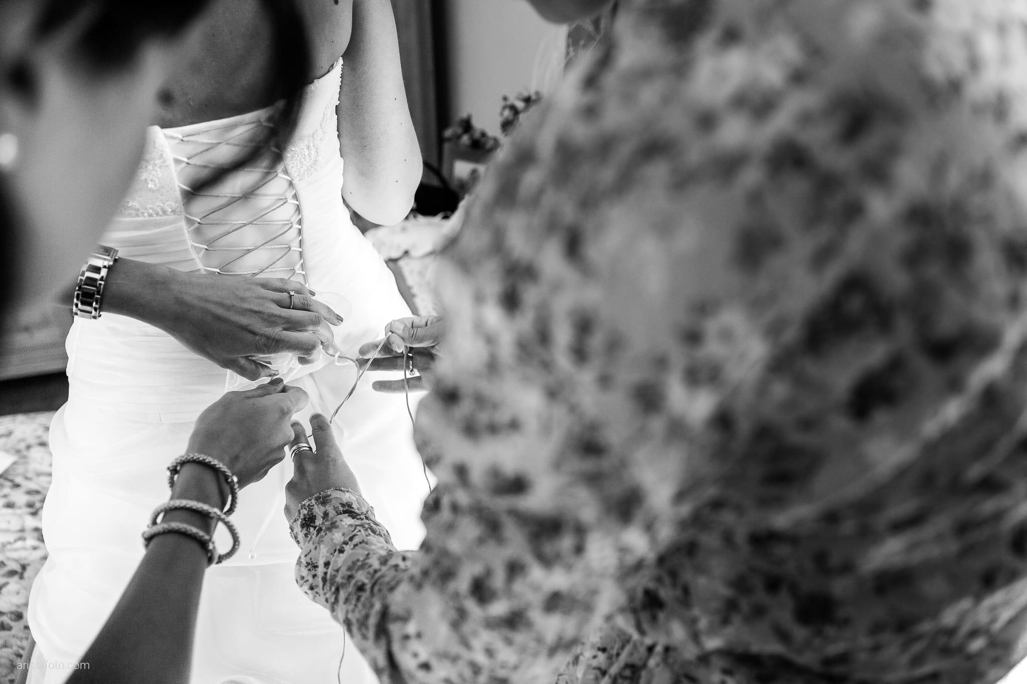 Elisa Gabriele matrimonio Veneto Val Zoldana Belluno preparativi