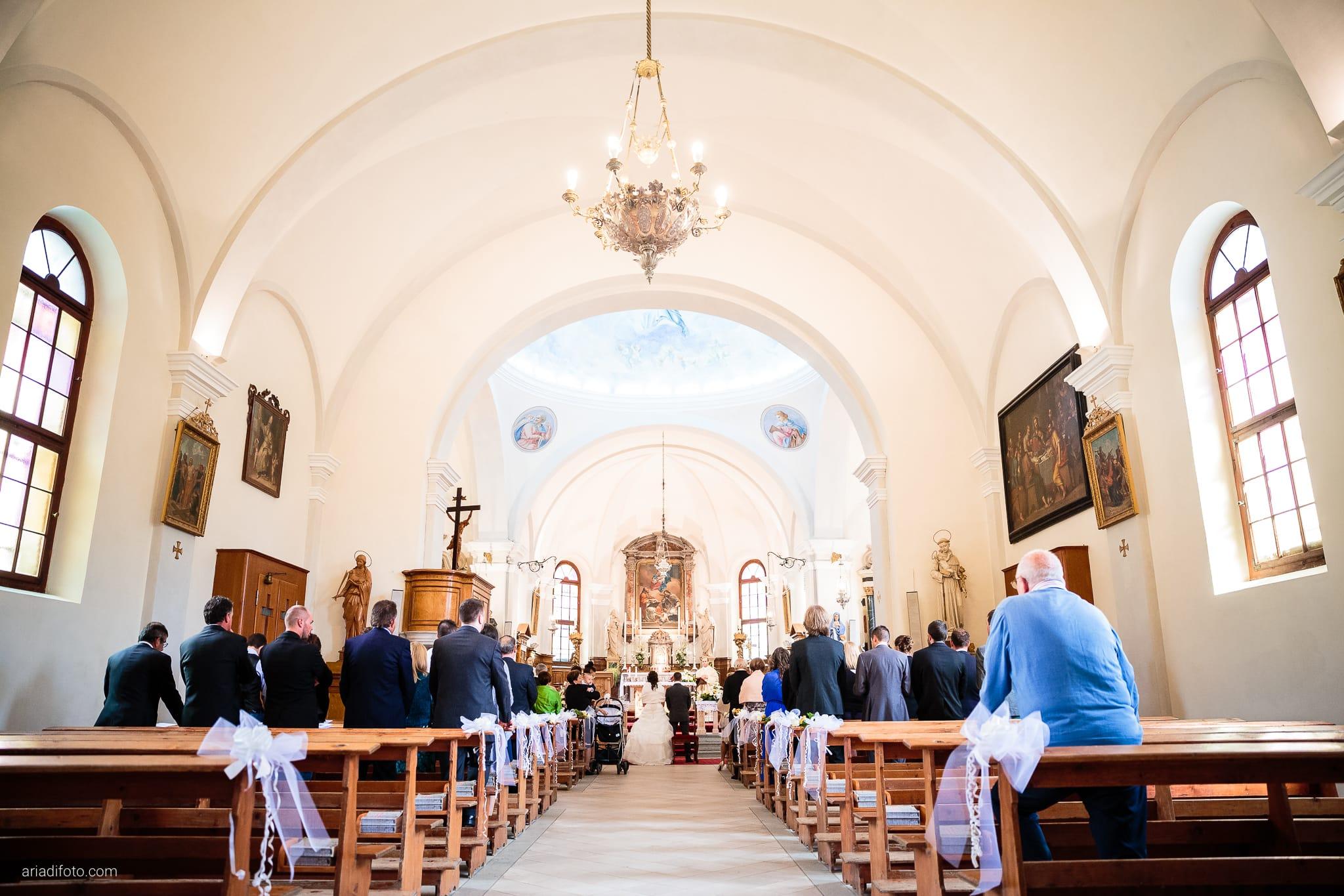 Elisa Gabriele matrimonio Veneto Val Zoldana Belluno cerimonia San Nicolò