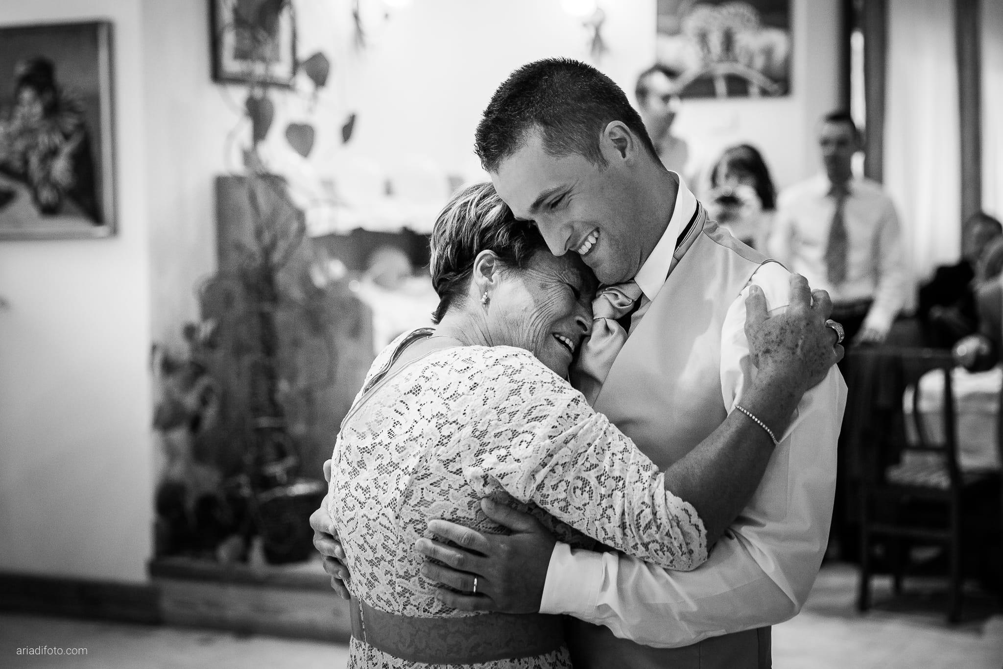 Elisa Gabriele matrimonio Veneto Val Zoldana Belluno ricevimento primo ballo