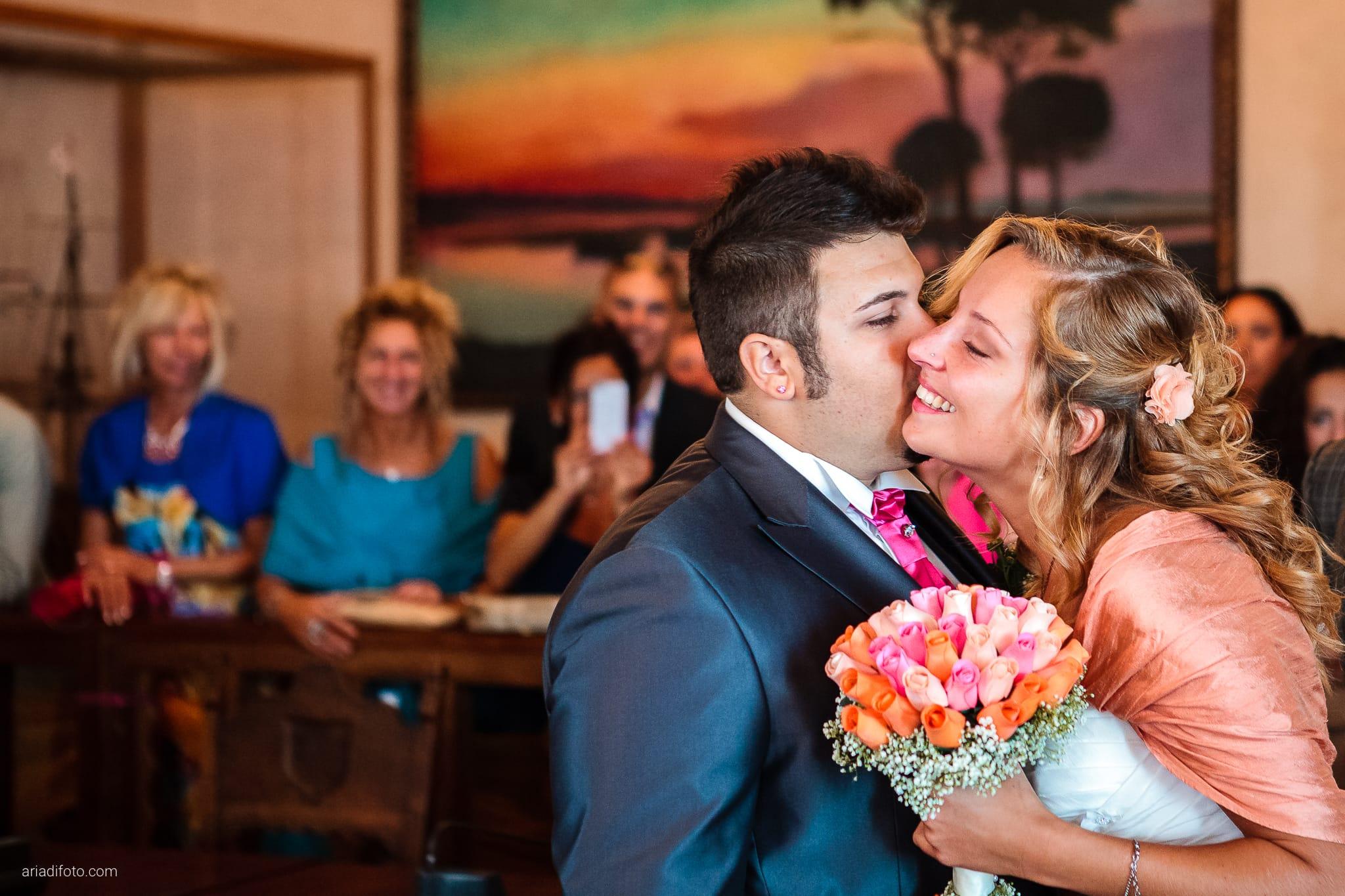 Sara Marco matrimonio Grado campeggio Punta Spin Gorizia cerimonia ingresso sposa