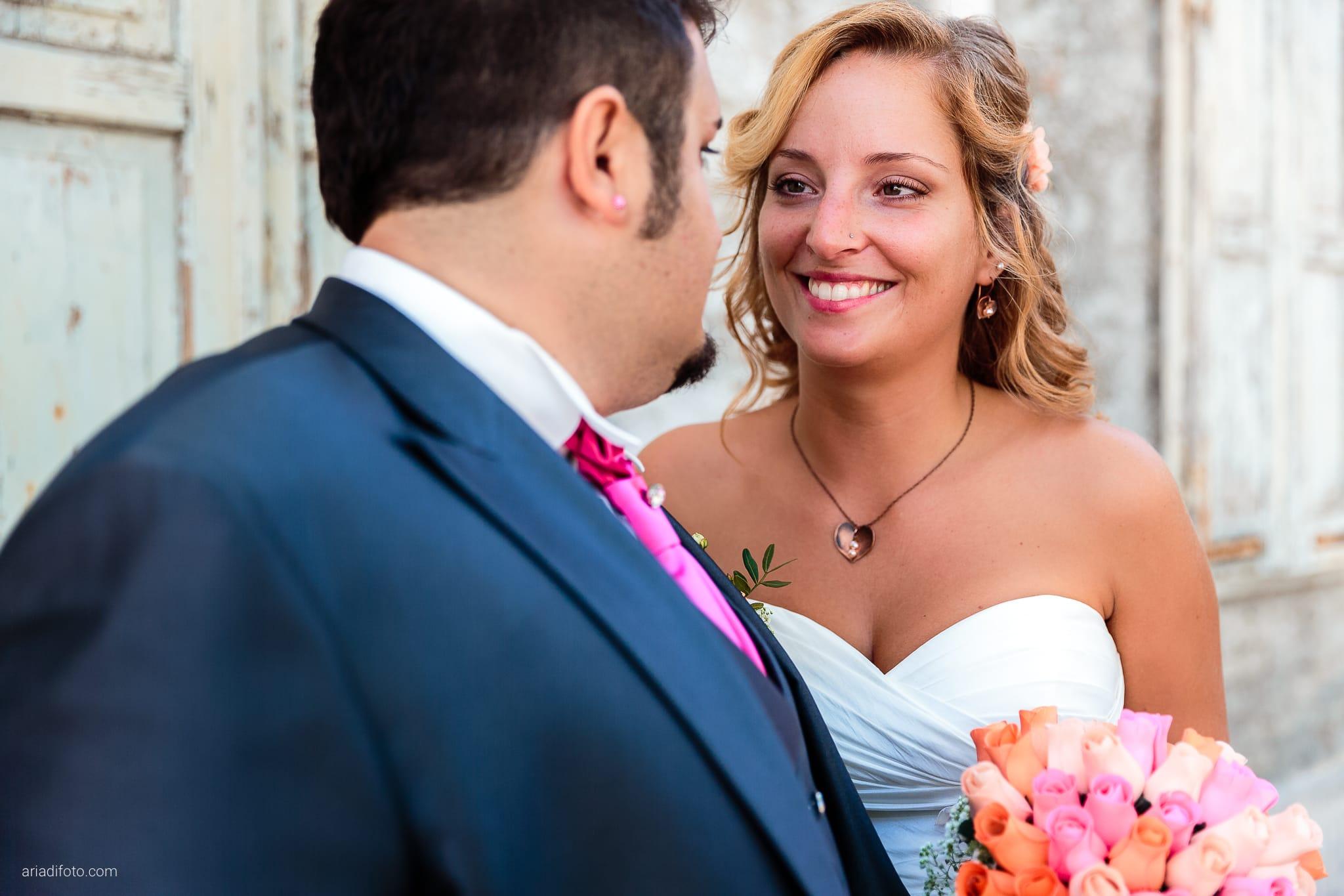 Sara Marco matrimonio Grado campeggio Punta Spin Gorizia ritratti sposi