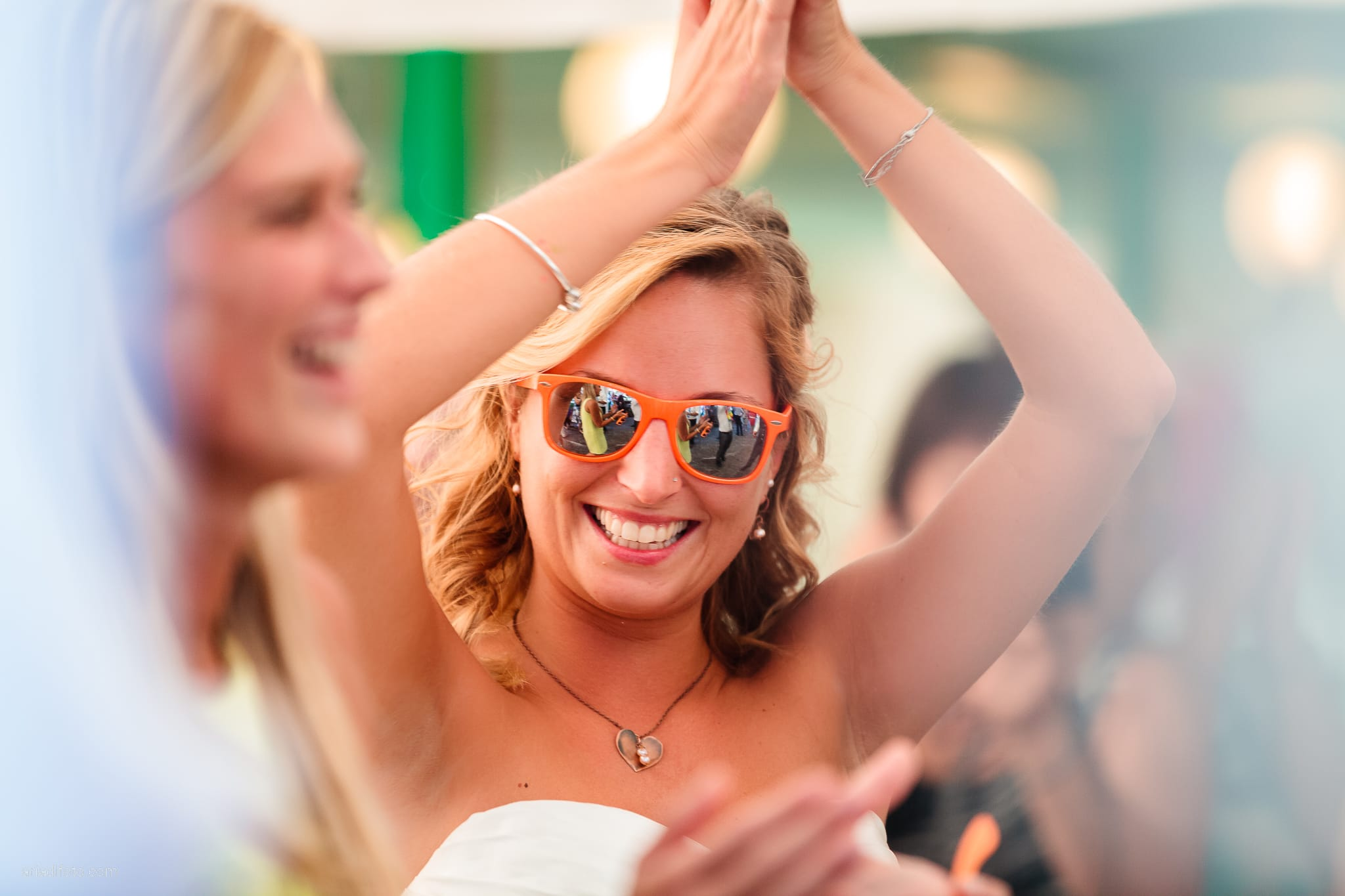 Sara Marco matrimonio Grado campeggio Punta Spin Gorizia ricevimento festa balli amici