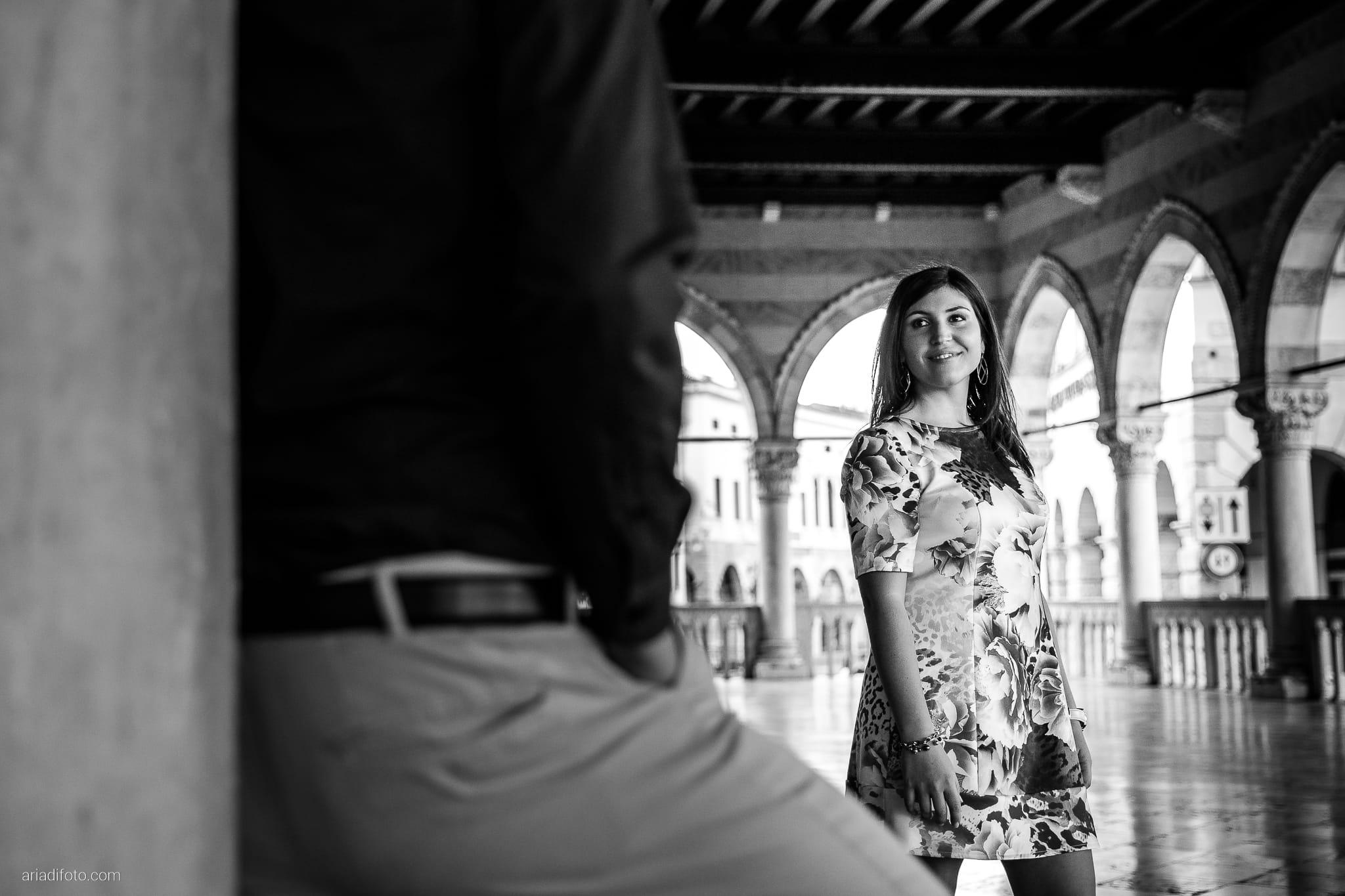Chiara Mensur prematrimoniale Castello Municipio Udine