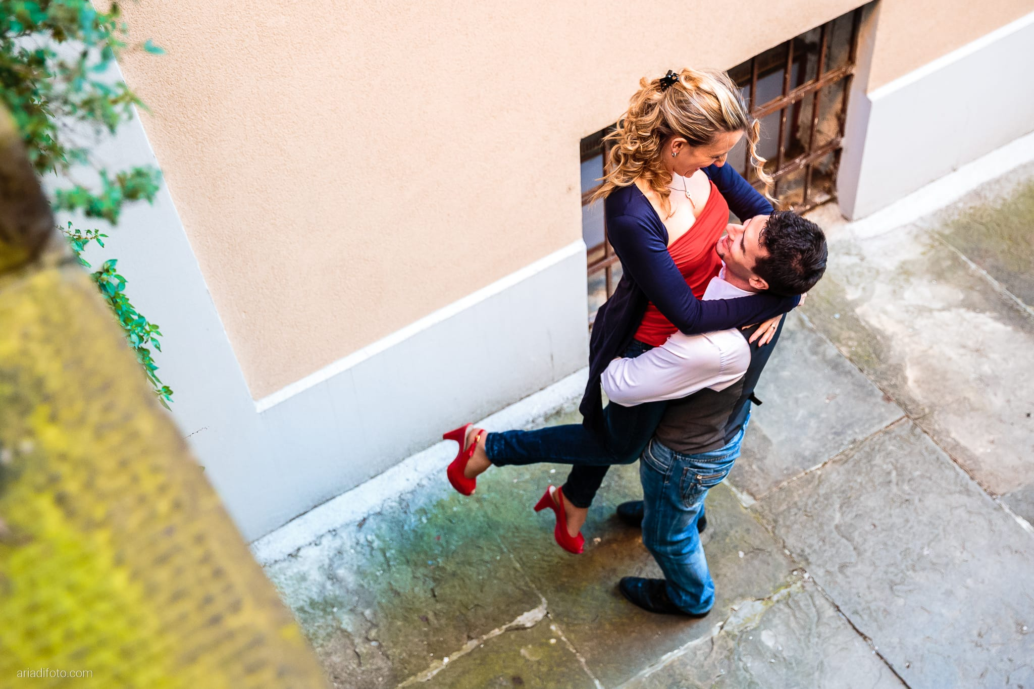 Gaia Riccardo prematrimoniale Cavana Barcola Molo Audace Piazza Unita Trieste