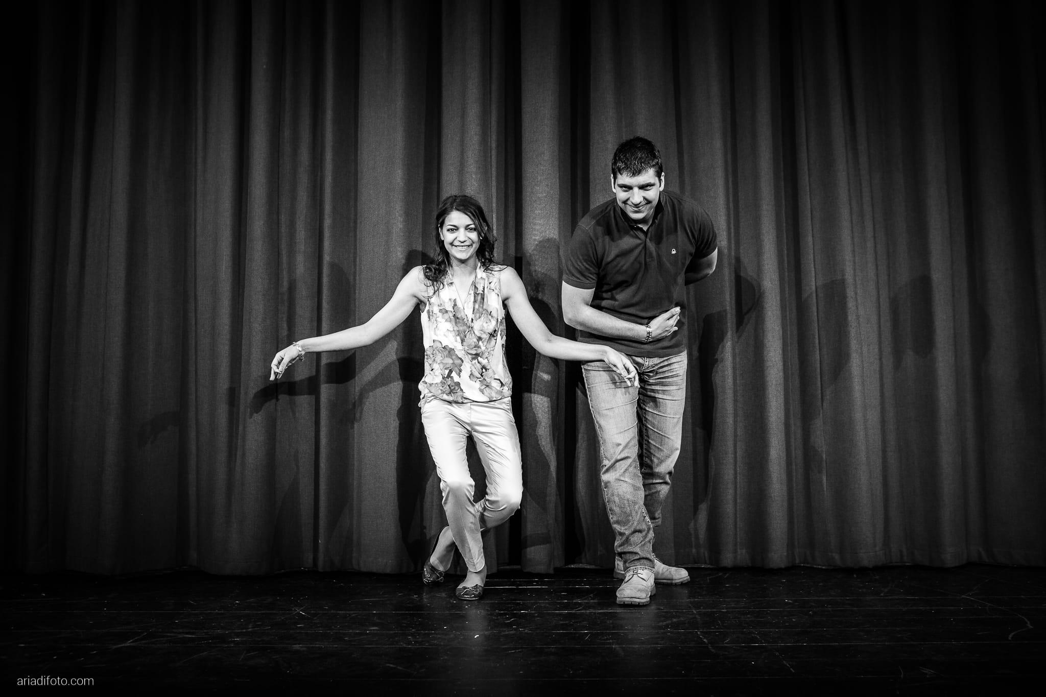 Fiordaliso Andrea prematrimoniale Teatro Silvio Pellico Trieste