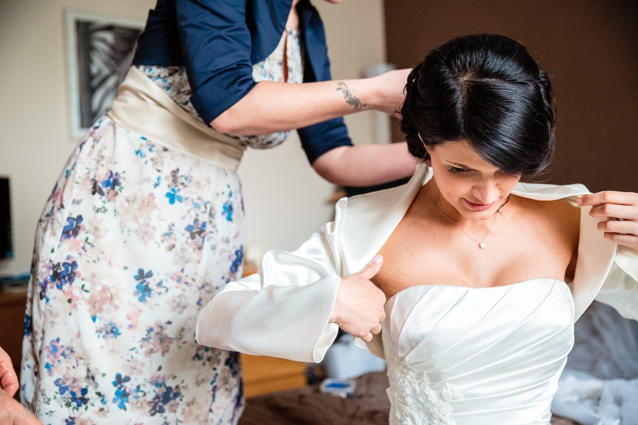 Alessandra Paolo matrimonio Villa Iachia Ruda Udine preparativi