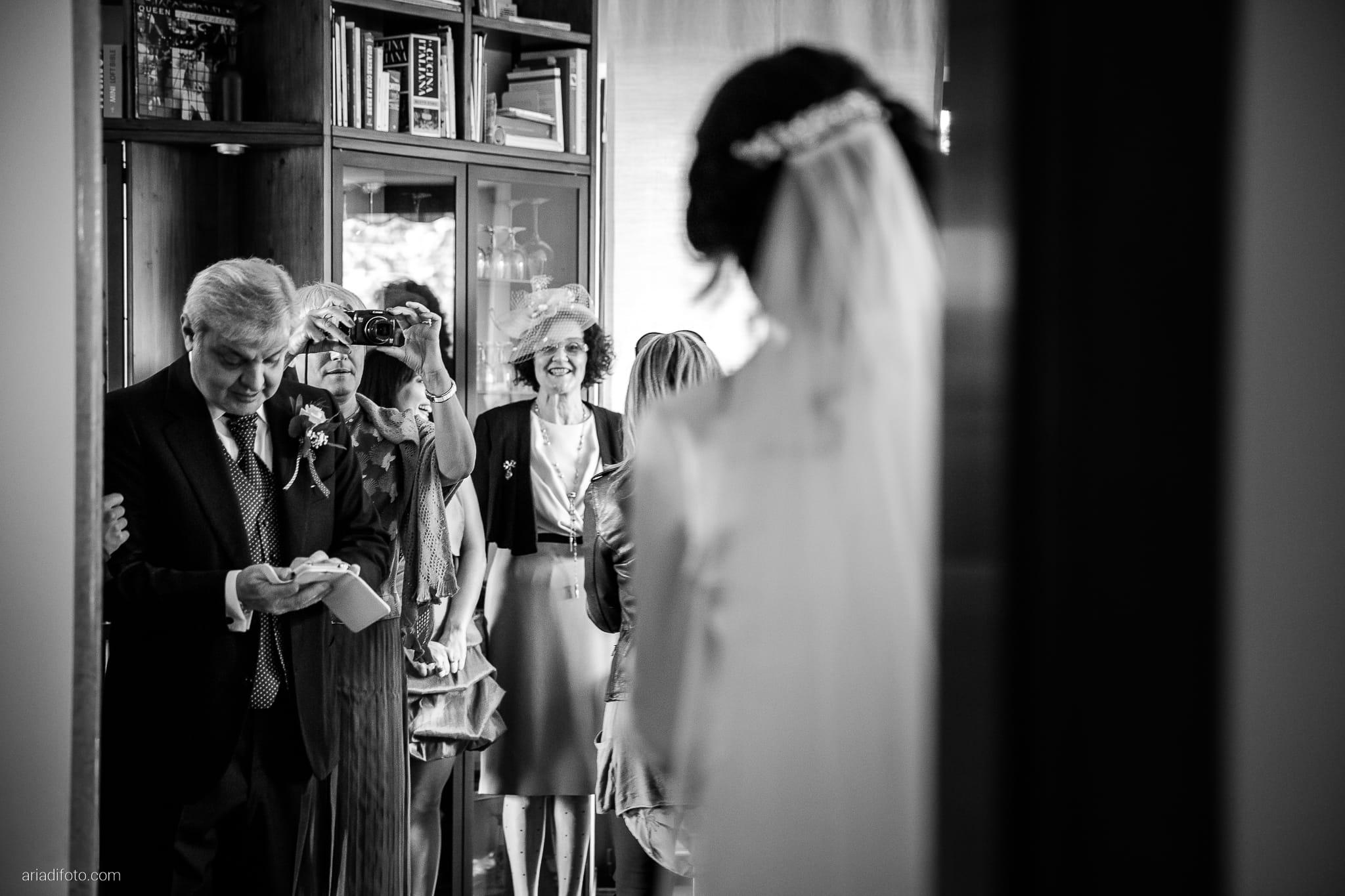 Alessandra Paolo matrimonio Villa Iachia Ruda Udine preparativi momenti invitati
