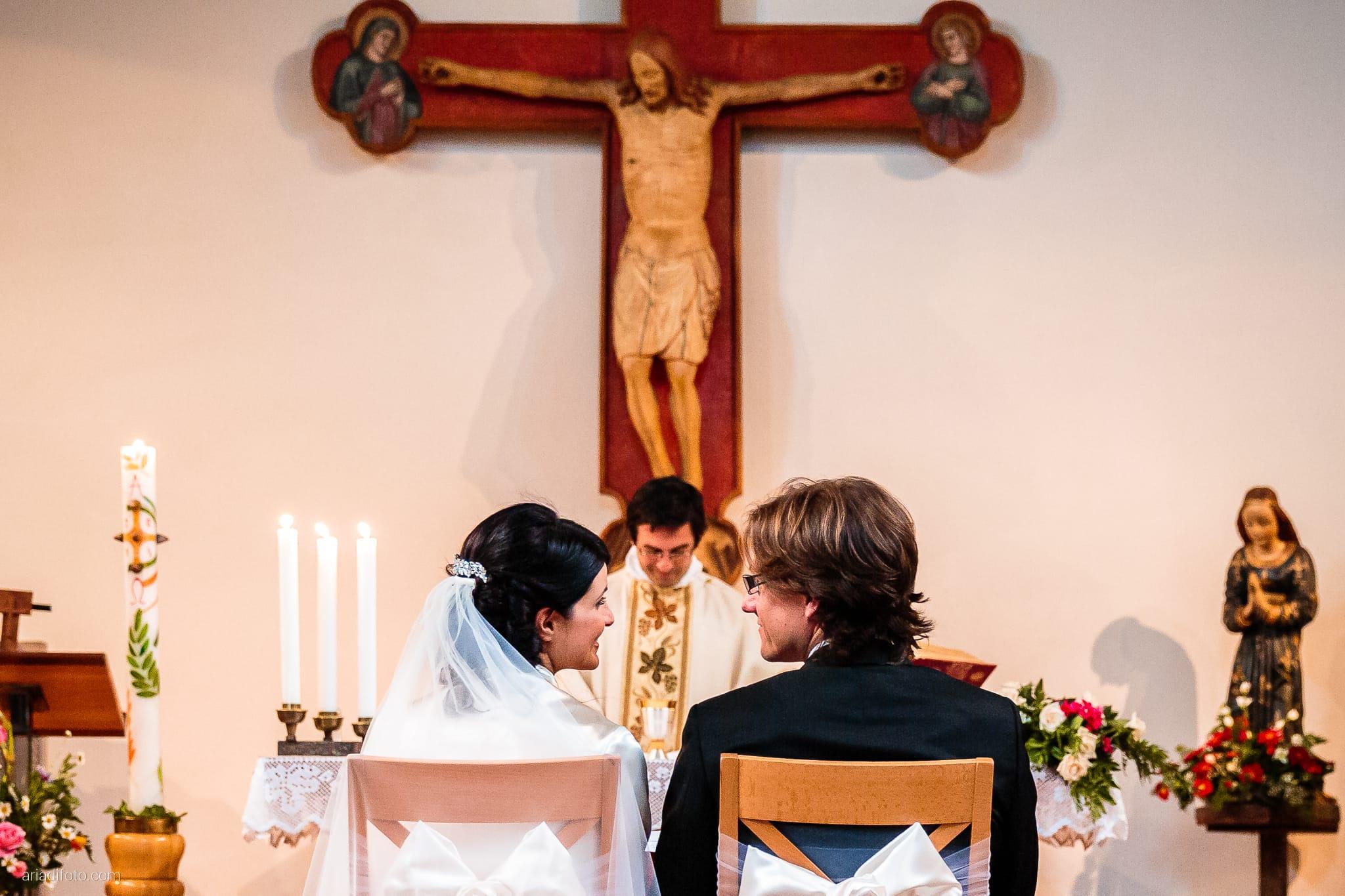 Alessandra Paolo matrimonio Villa Iachia Ruda Udine cerimonia Monastero San Cipriano
