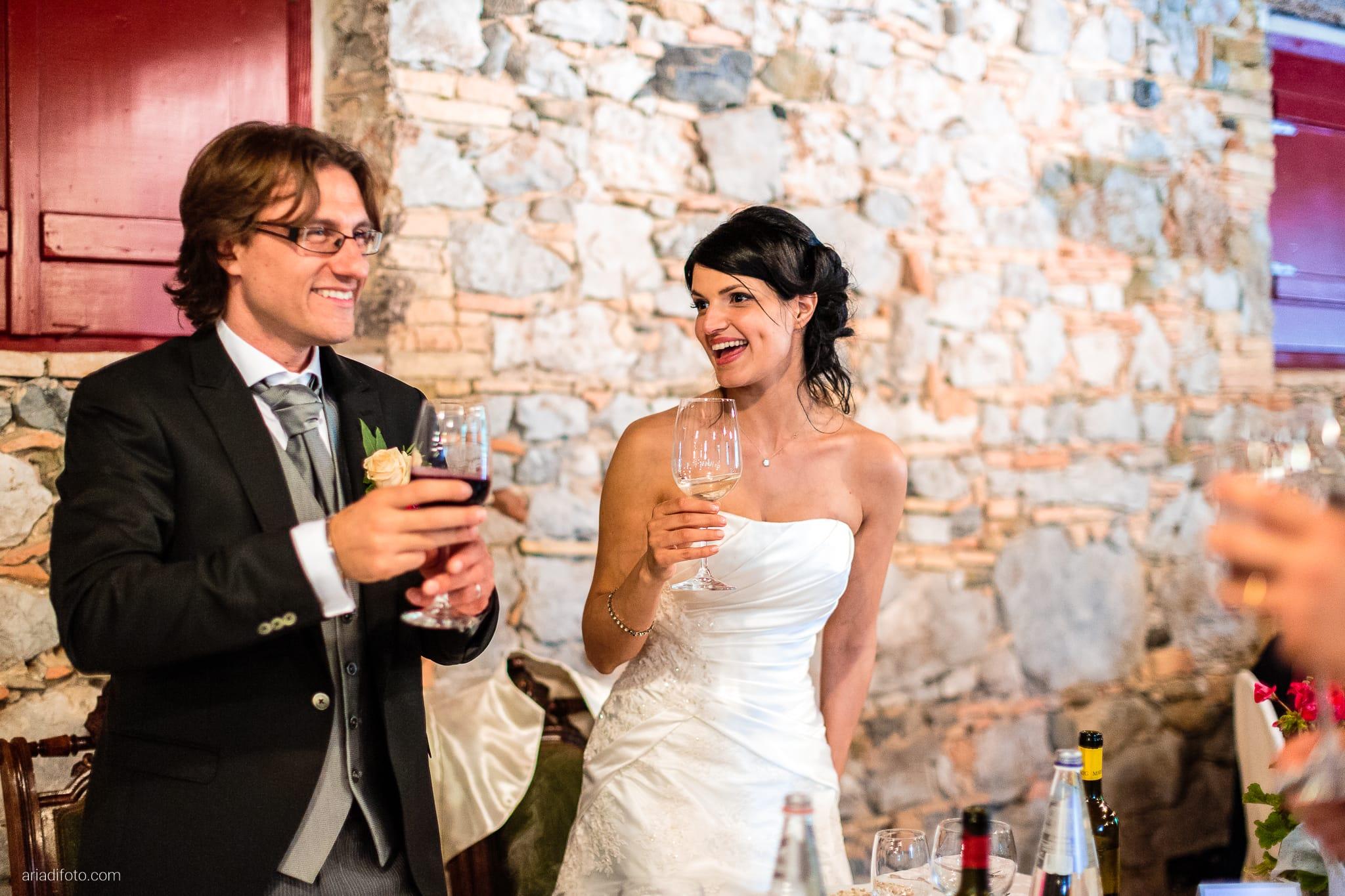 Alessandra Paolo matrimonio Villa Iachia Ruda Udine ricevimento brindisi