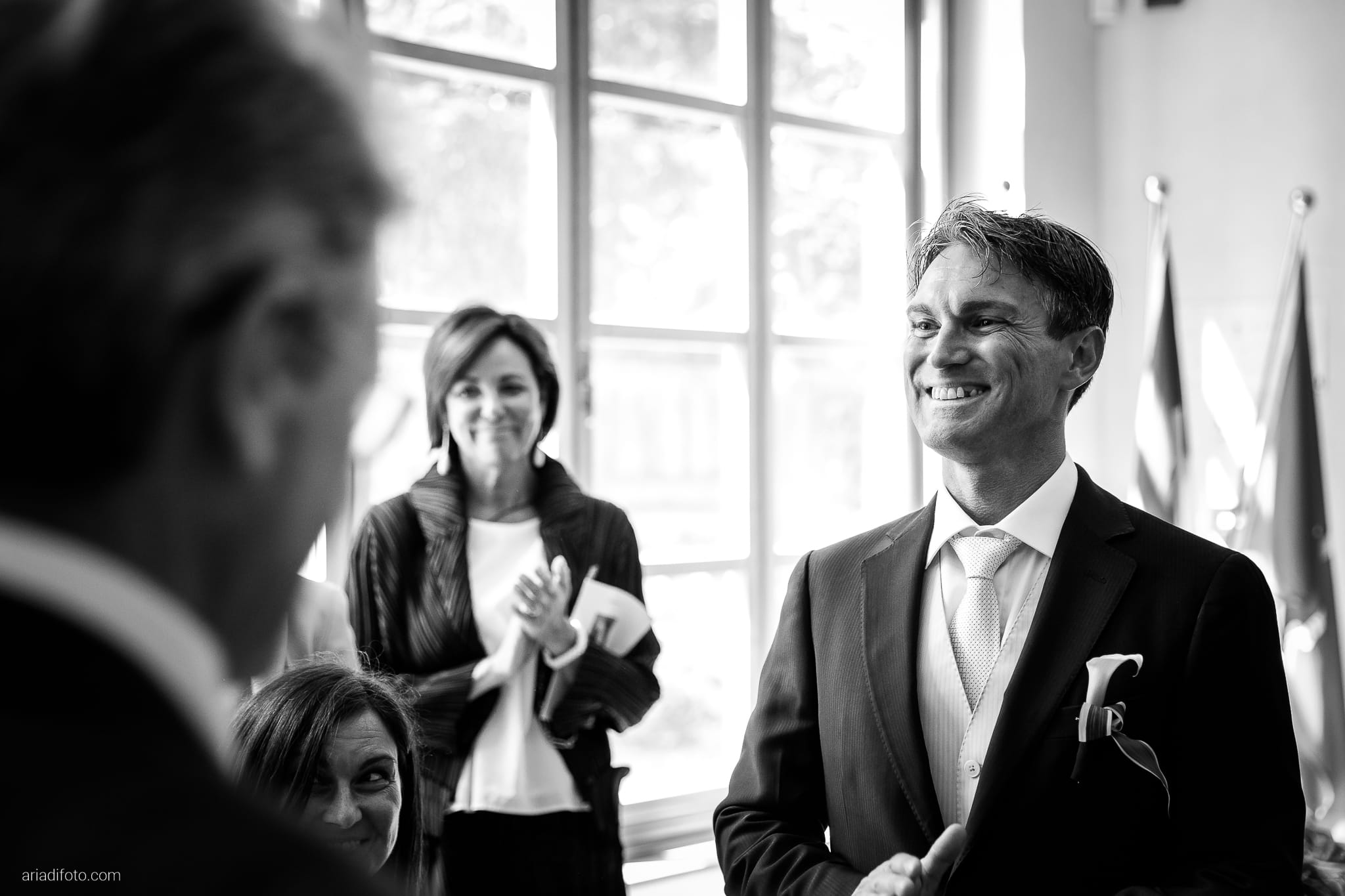 Elena Lorenzo matrimonio Zemono Vipacco Slovenia cerimonia civile Museo Sartorio ingresso sposa