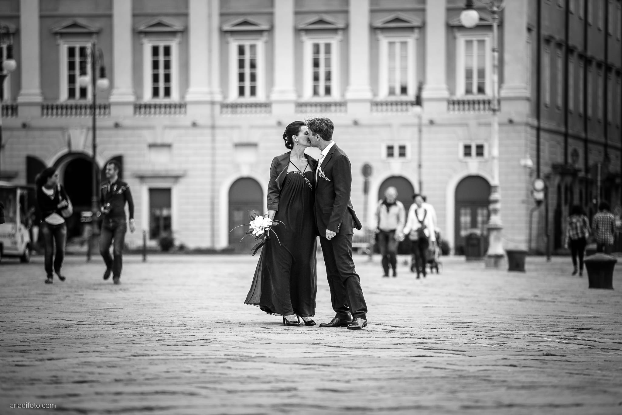 Elena Lorenzo matrimonio Zemono Vipacco Slovenia ritratti sposi molo audace