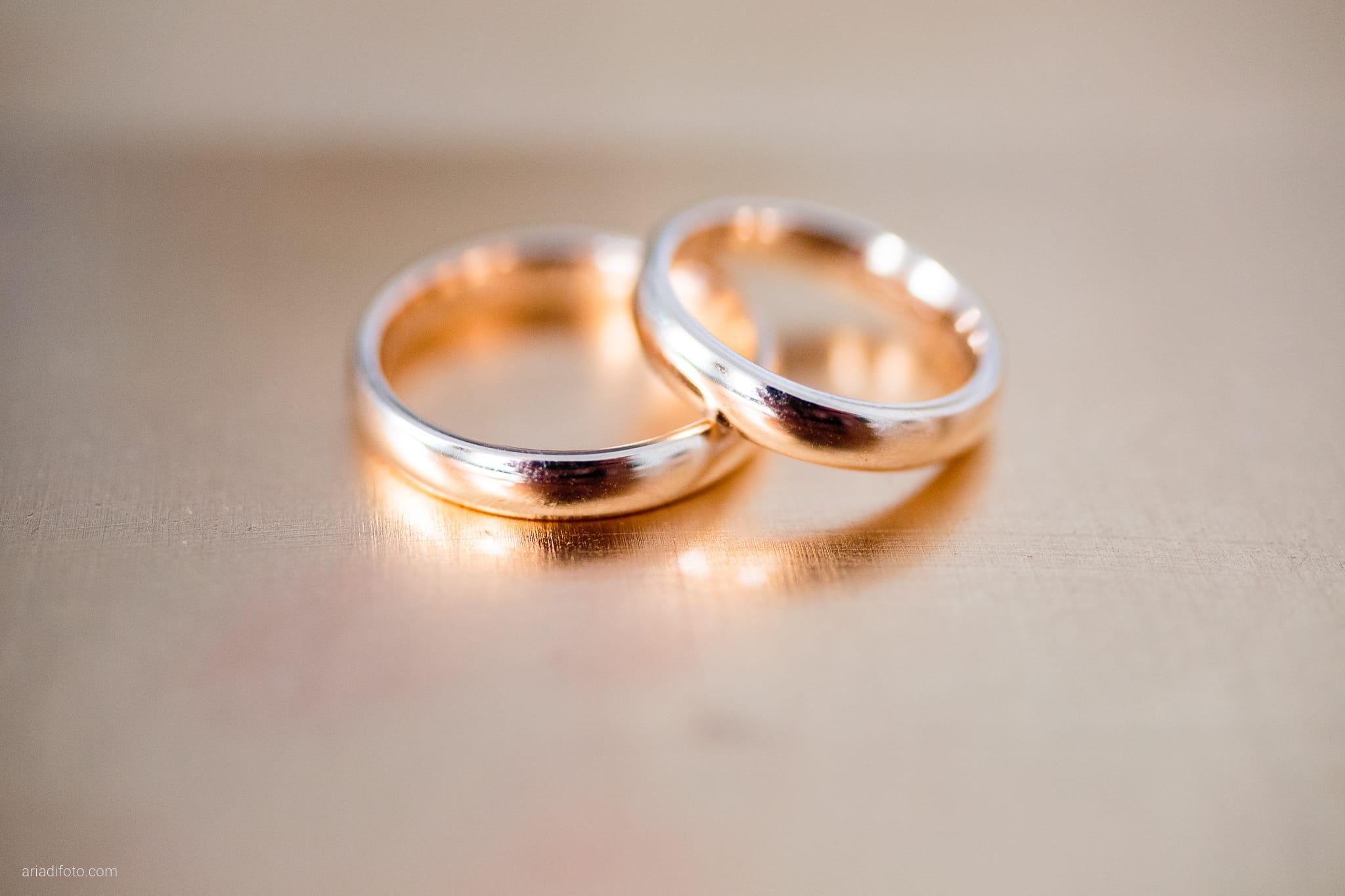 Fiordaliso Andrea matrimonio Salvia Rosmarino Trieste preparativi dettagli anelli
