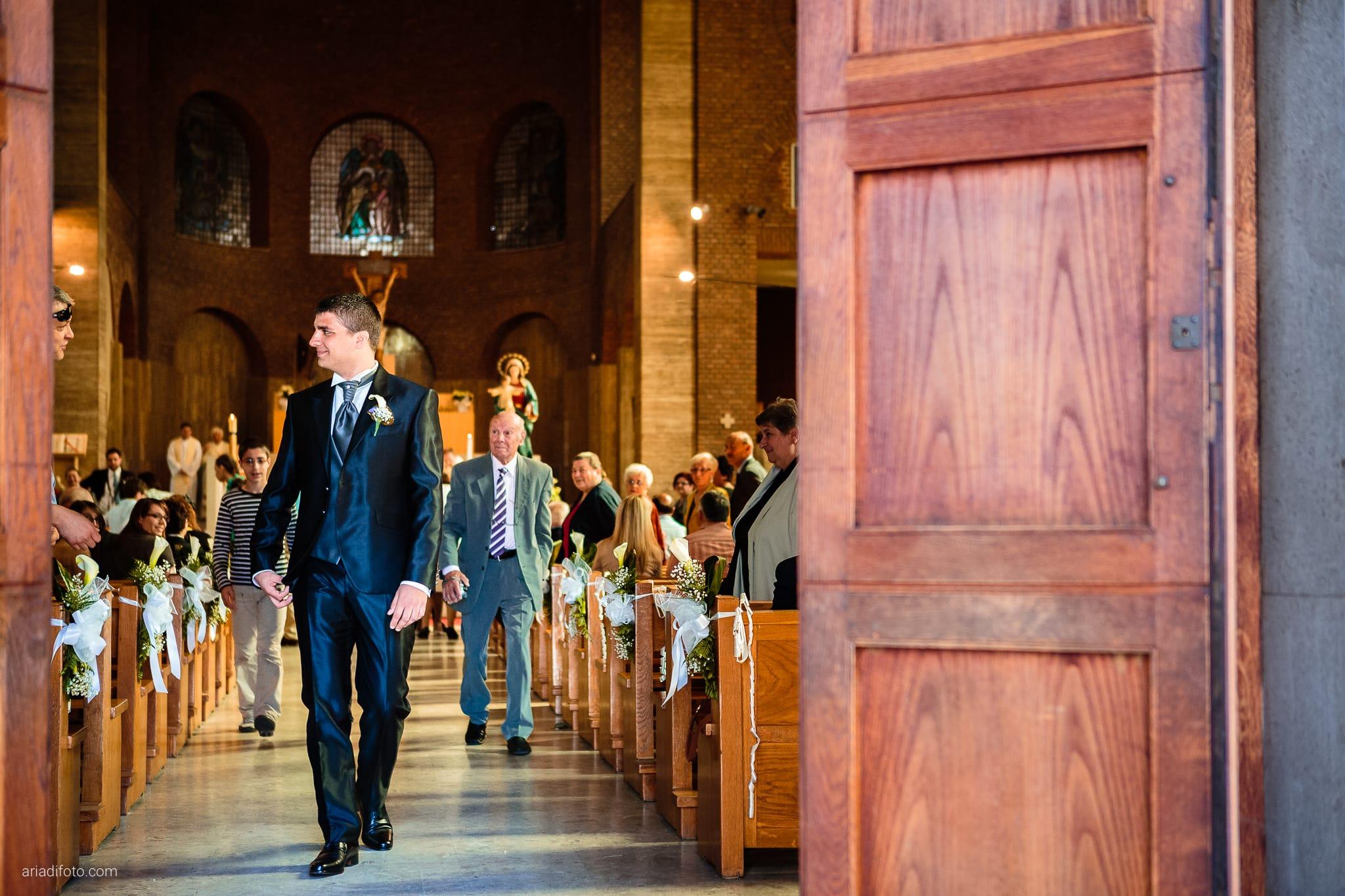 Fiordaliso Andrea matrimonio Salvia Rosmarino Trieste cerimonia momenti Beata Vergine delle Grazie
