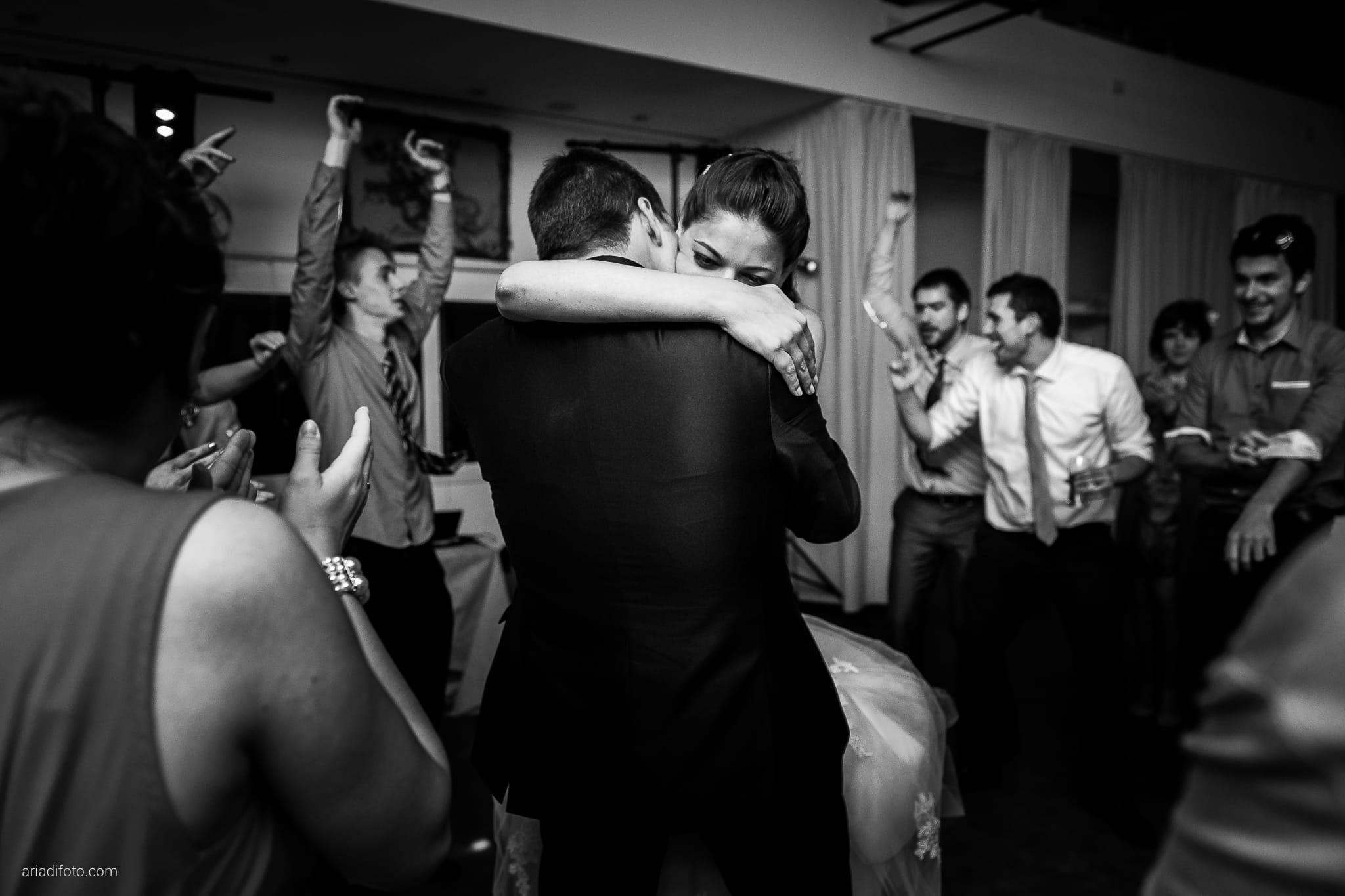 Fiordaliso Andrea matrimonio Salvia Rosmarino Trieste ricevimento festa balli