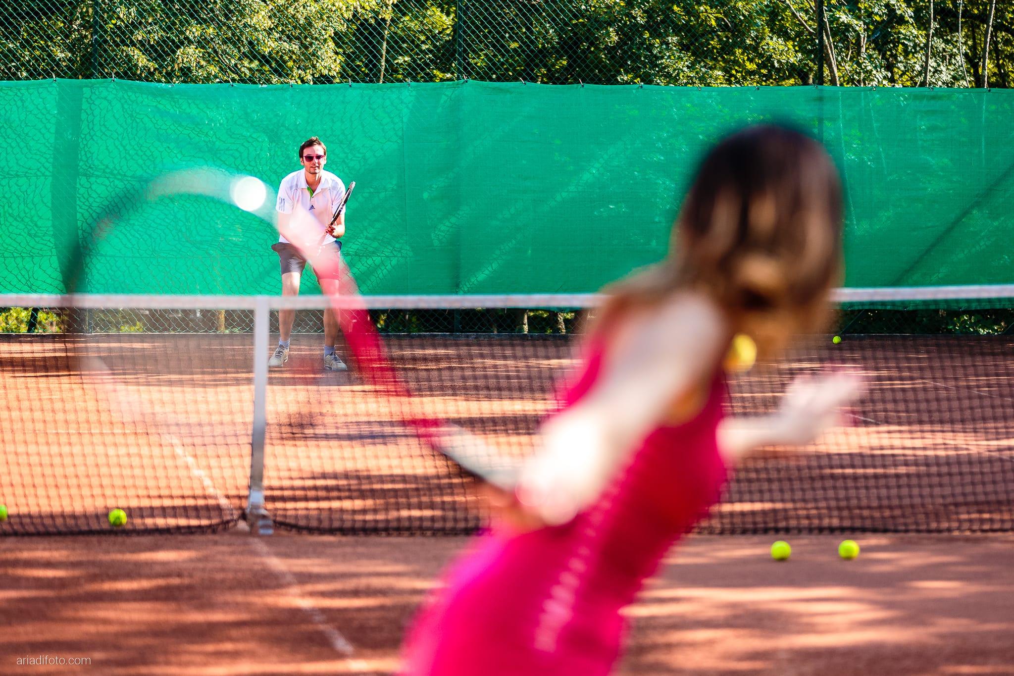 Elena Stefano prematrimoniale tennis club Trieste