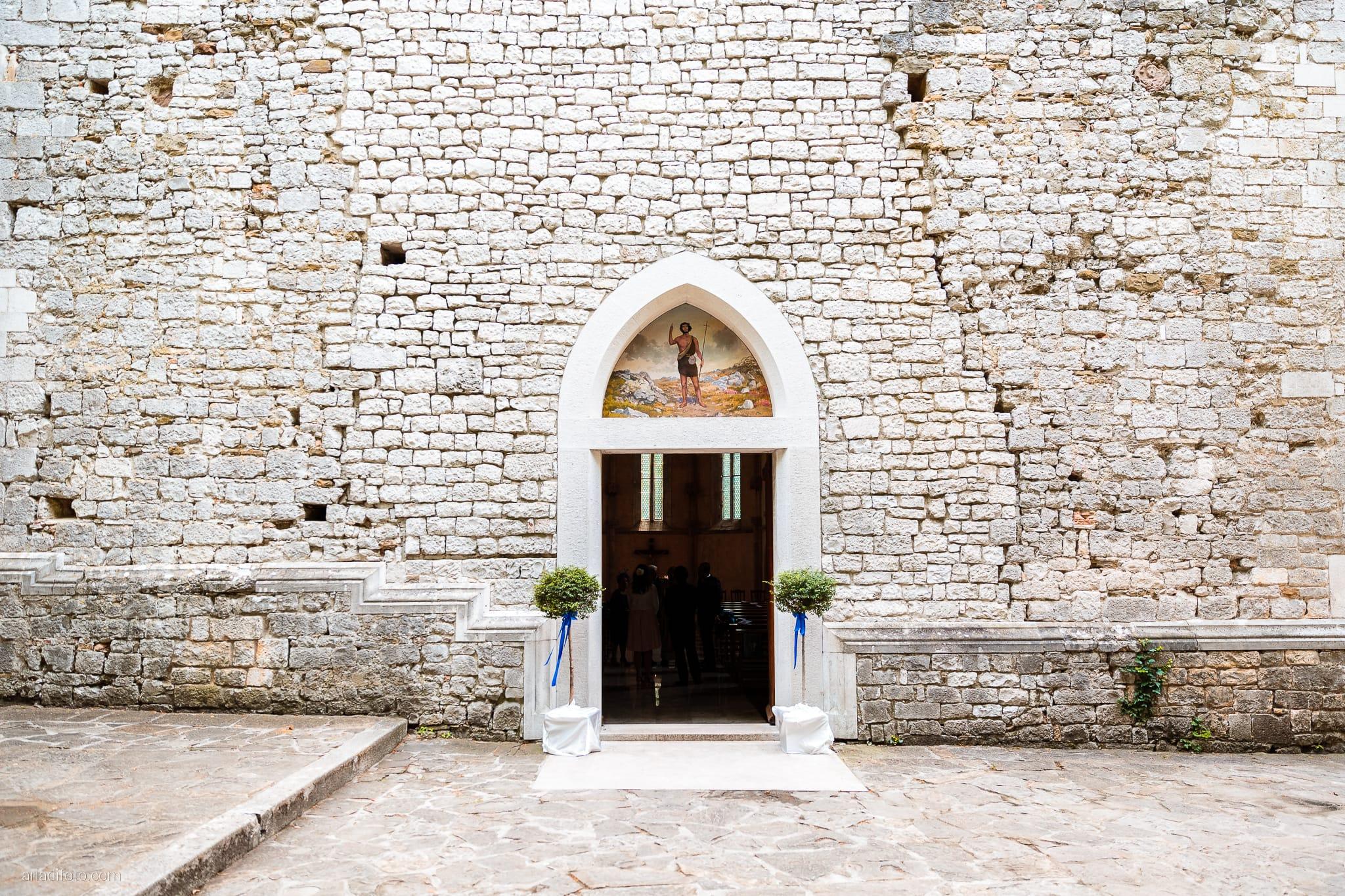 Roberta Alessandro matrimonio Duino San Giovanni in Tuba Baronesse Tacco San Floriano del Collio Gorizia cerimonia