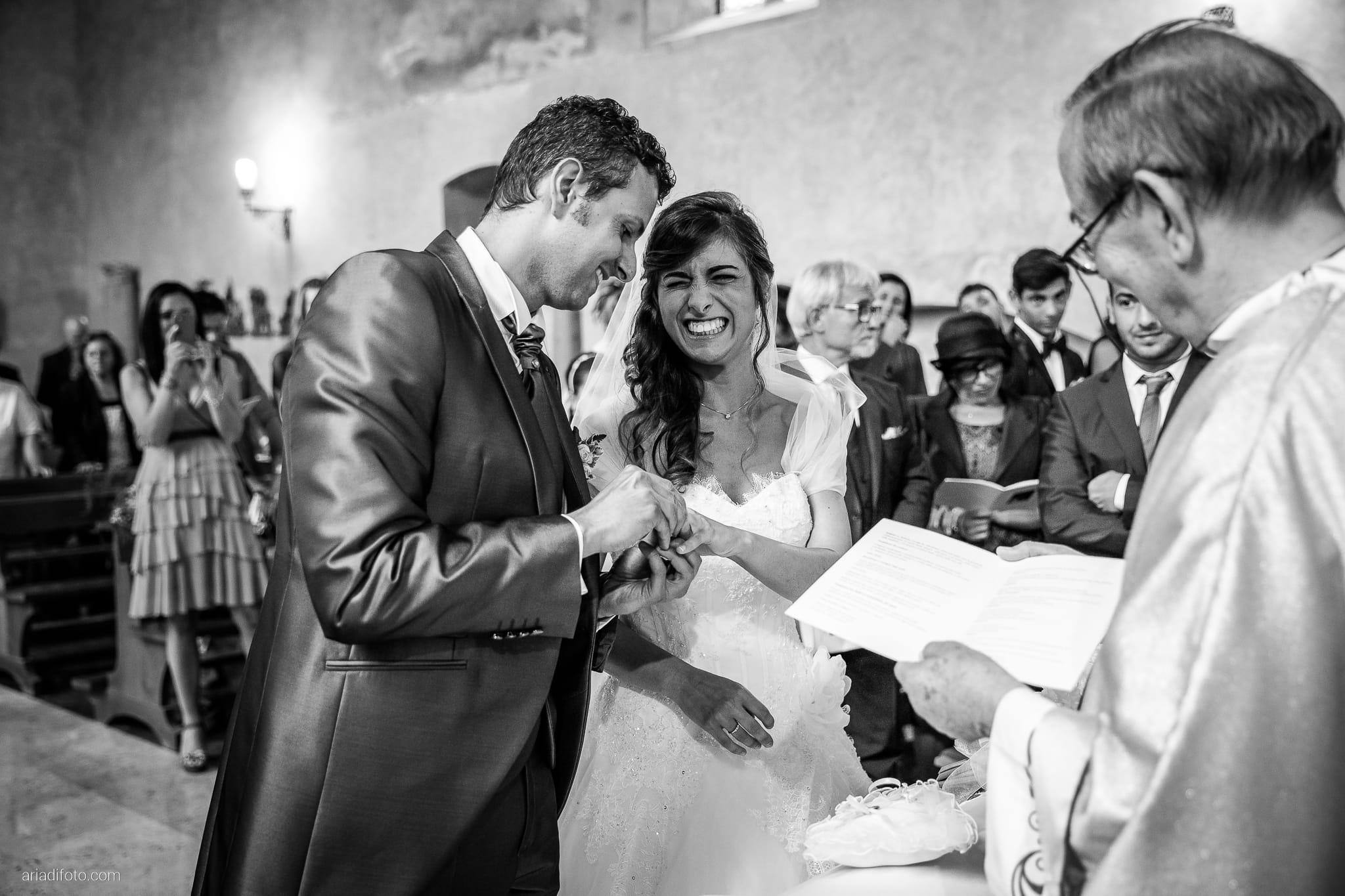 Roberta Alessandro matrimonio Duino San Giovanni in Tuba Baronesse Tacco San Floriano del Collio Gorizia cerimonia scambio anelli