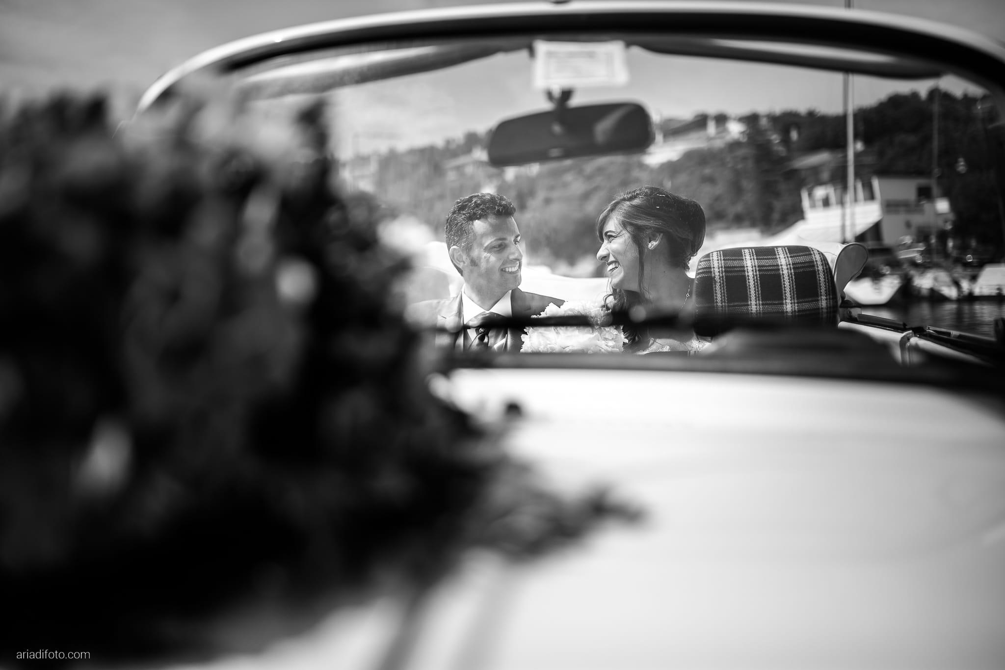 Roberta Alessandro matrimonio Duino Baronesse Tacco San Floriano del Collio Gorizia ritratti sposi auto