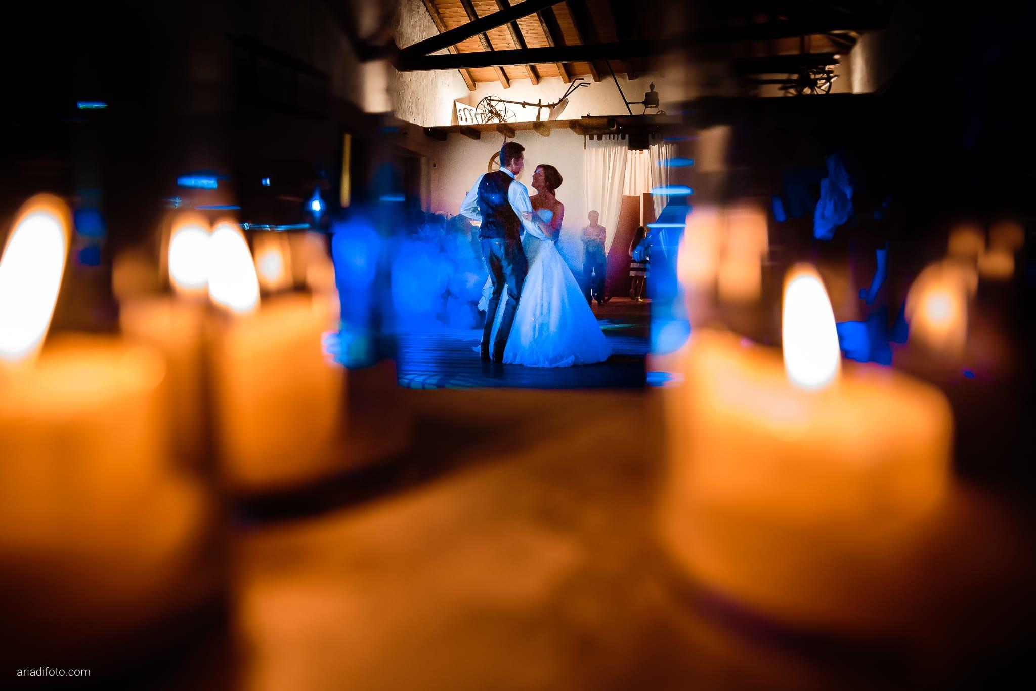 Roberta Alessandro matrimonio Duino Baronesse Tacco San Floriano del Collio Gorizia ricevimento festa balli candele
