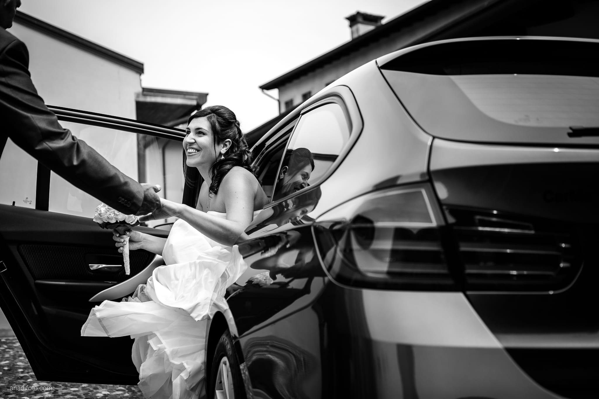 Chiara Mensur matrimonio Pradamano Baronesse Tacco San Floriano del Collio Gorizia momenti auto
