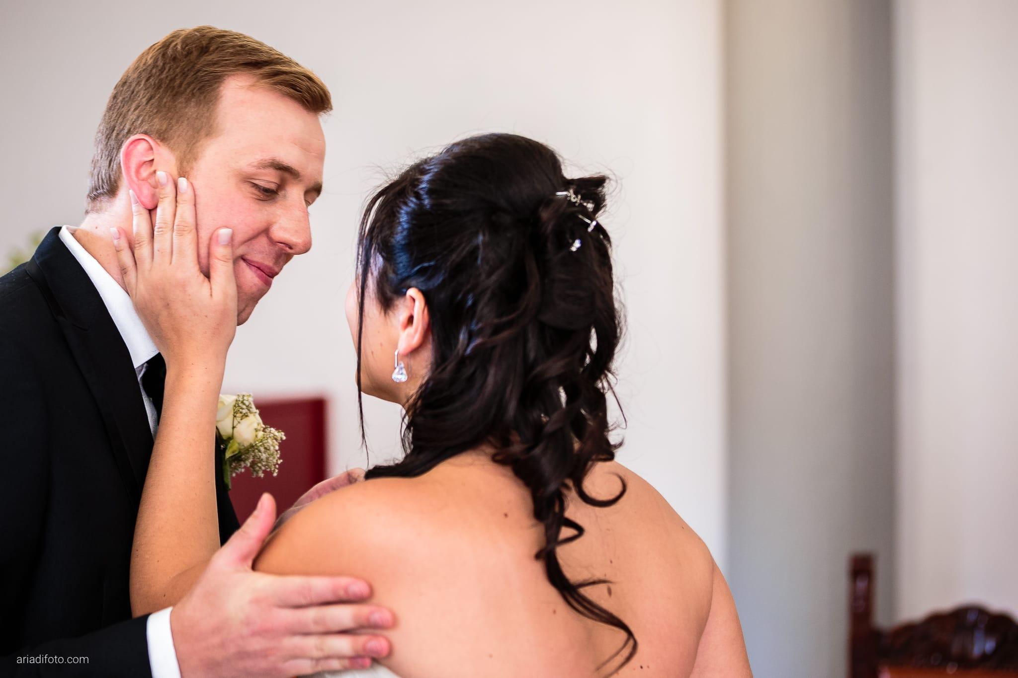 Chiara Mensur matrimonio Pradamano Baronesse Tacco San Floriano del Collio Gorizia cerimonia