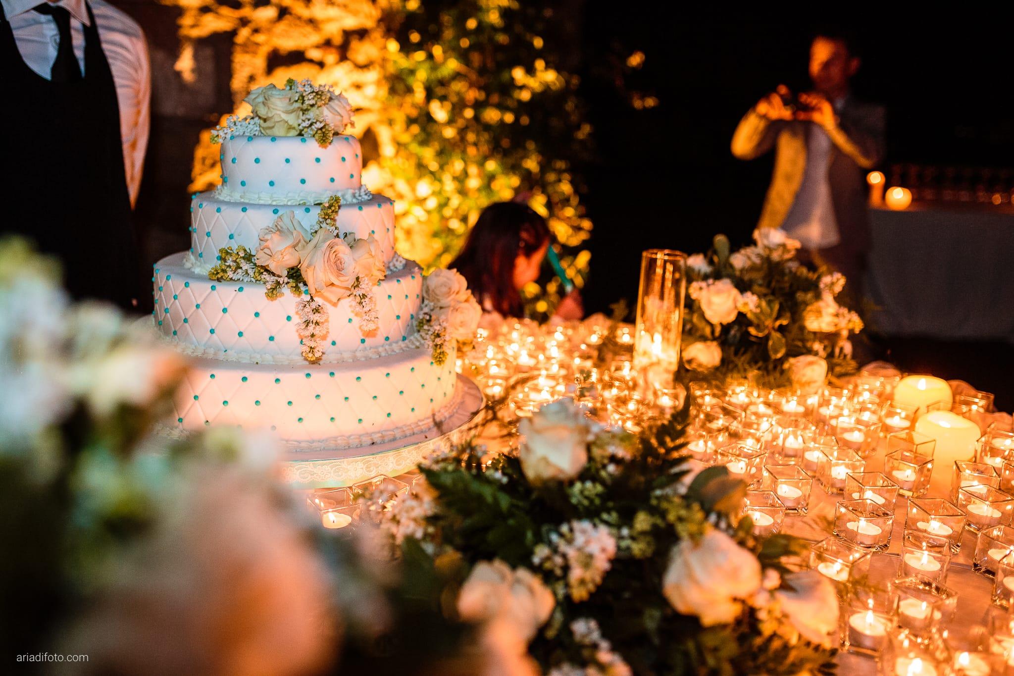 Chiara Mensur matrimonio Pradamano Baronesse Tacco San Floriano del Collio Gorizia ricevimento torta