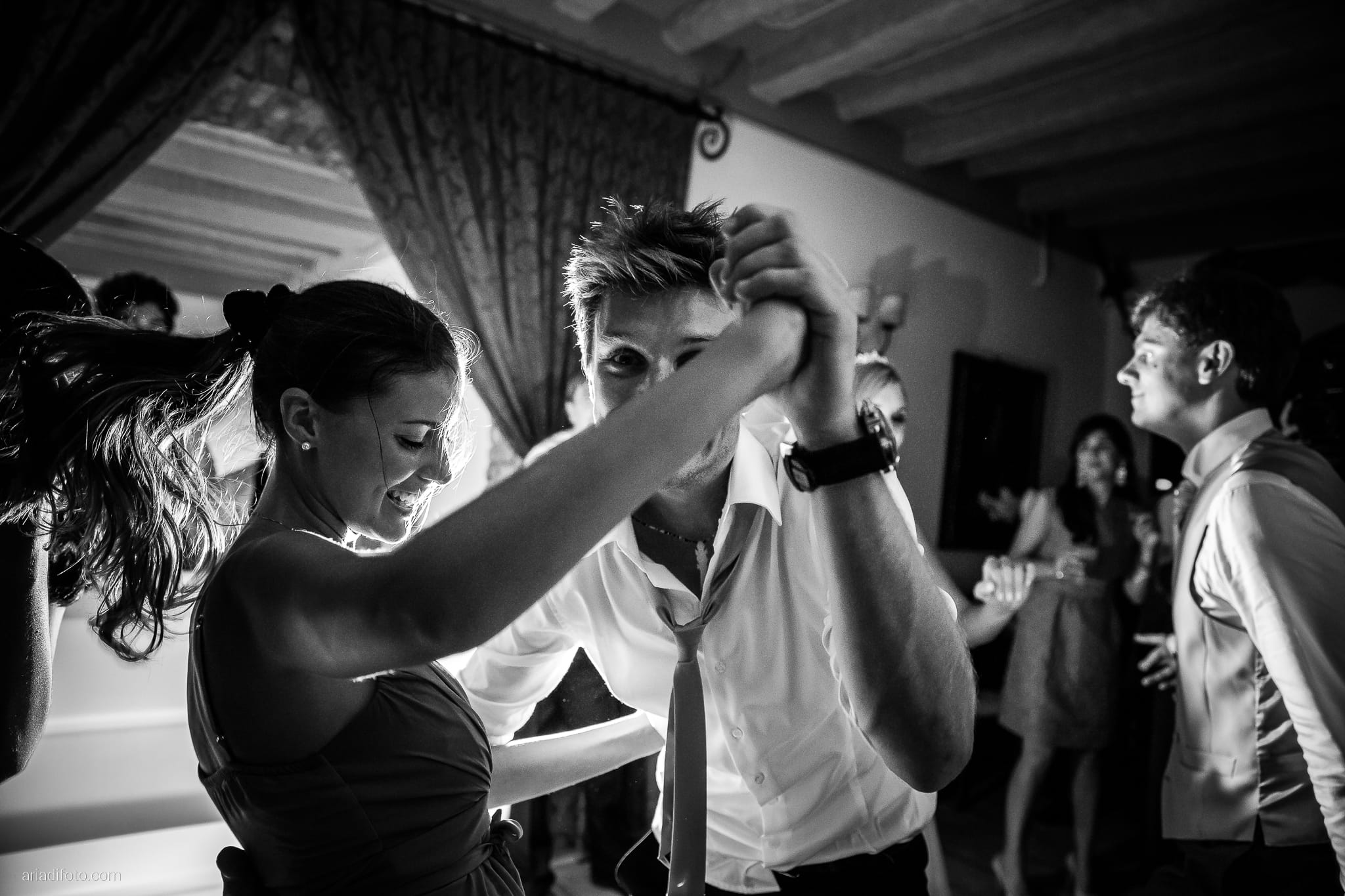 Martina Maurizio matrimonio Trieste Castello Spessa Gorizia ricevimento festa balli