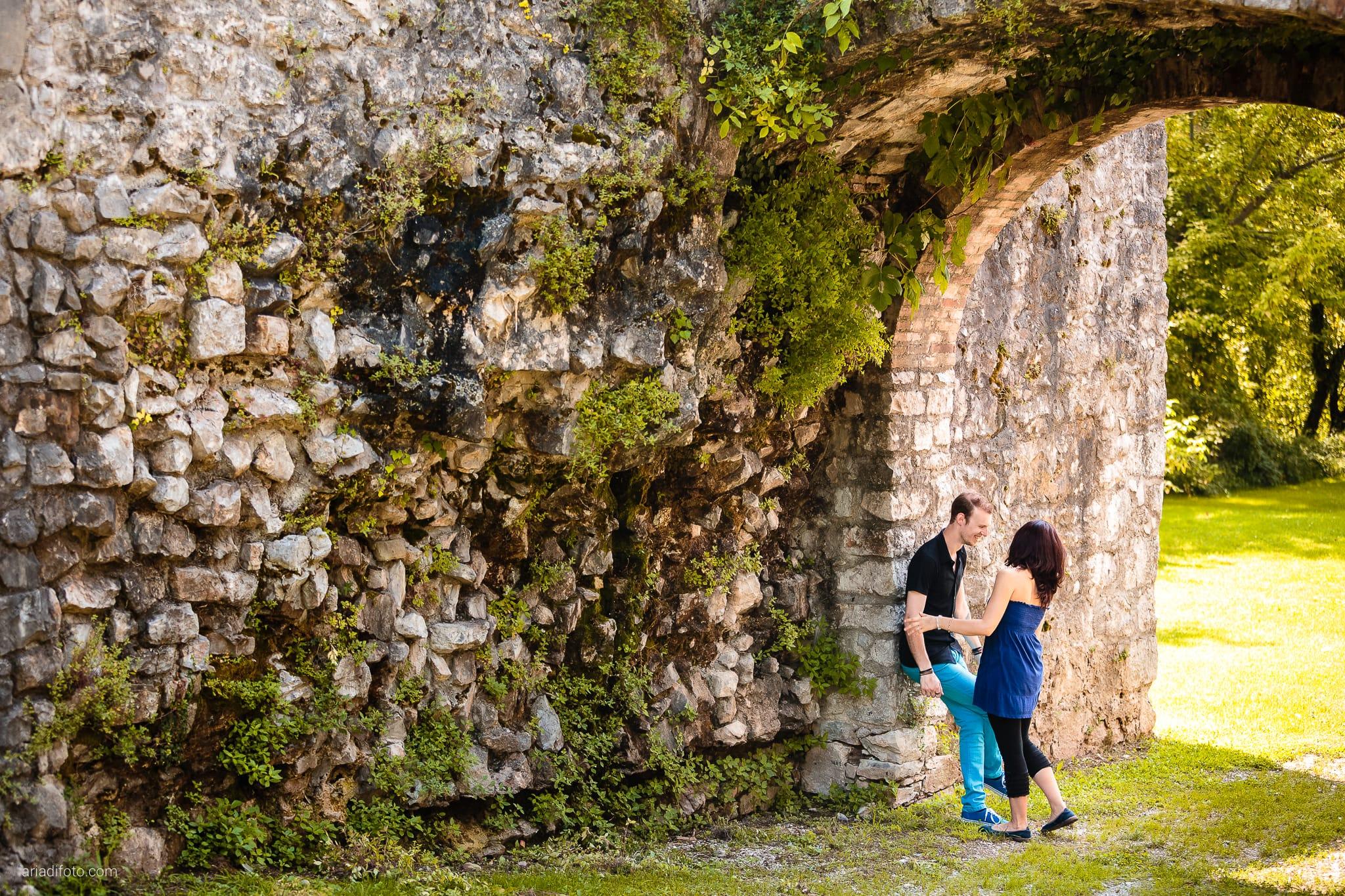 Dorella Stefano prematrimoniale Castello Gradisca Isonzo Gorizia