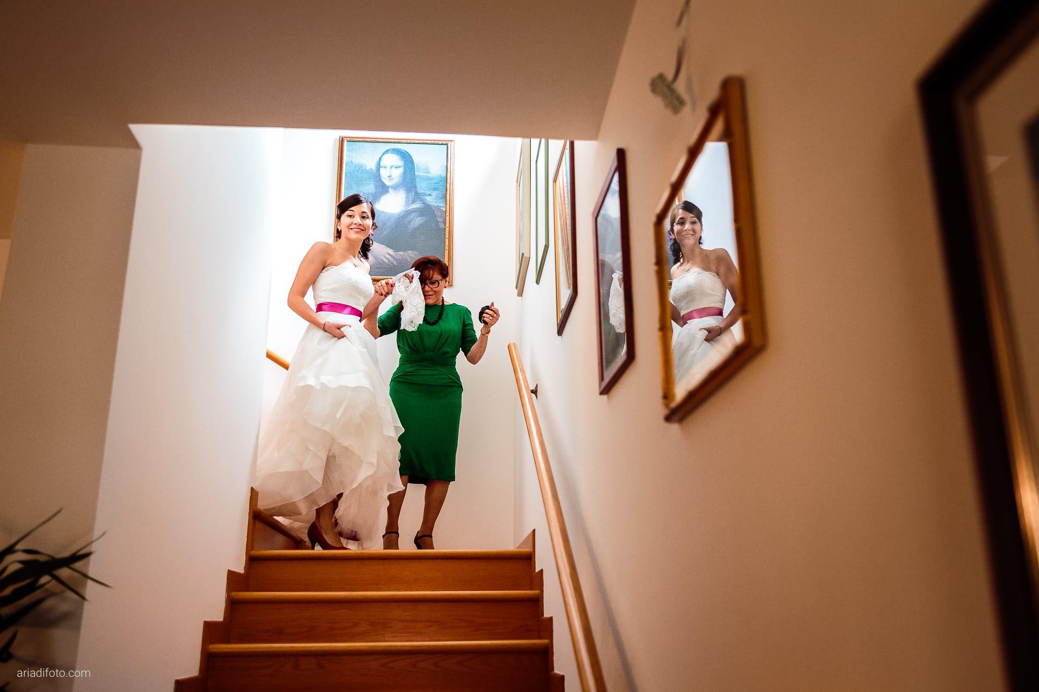 Dorella Stefano matrimonio Cormons Villa Chiopris Udine preparativi