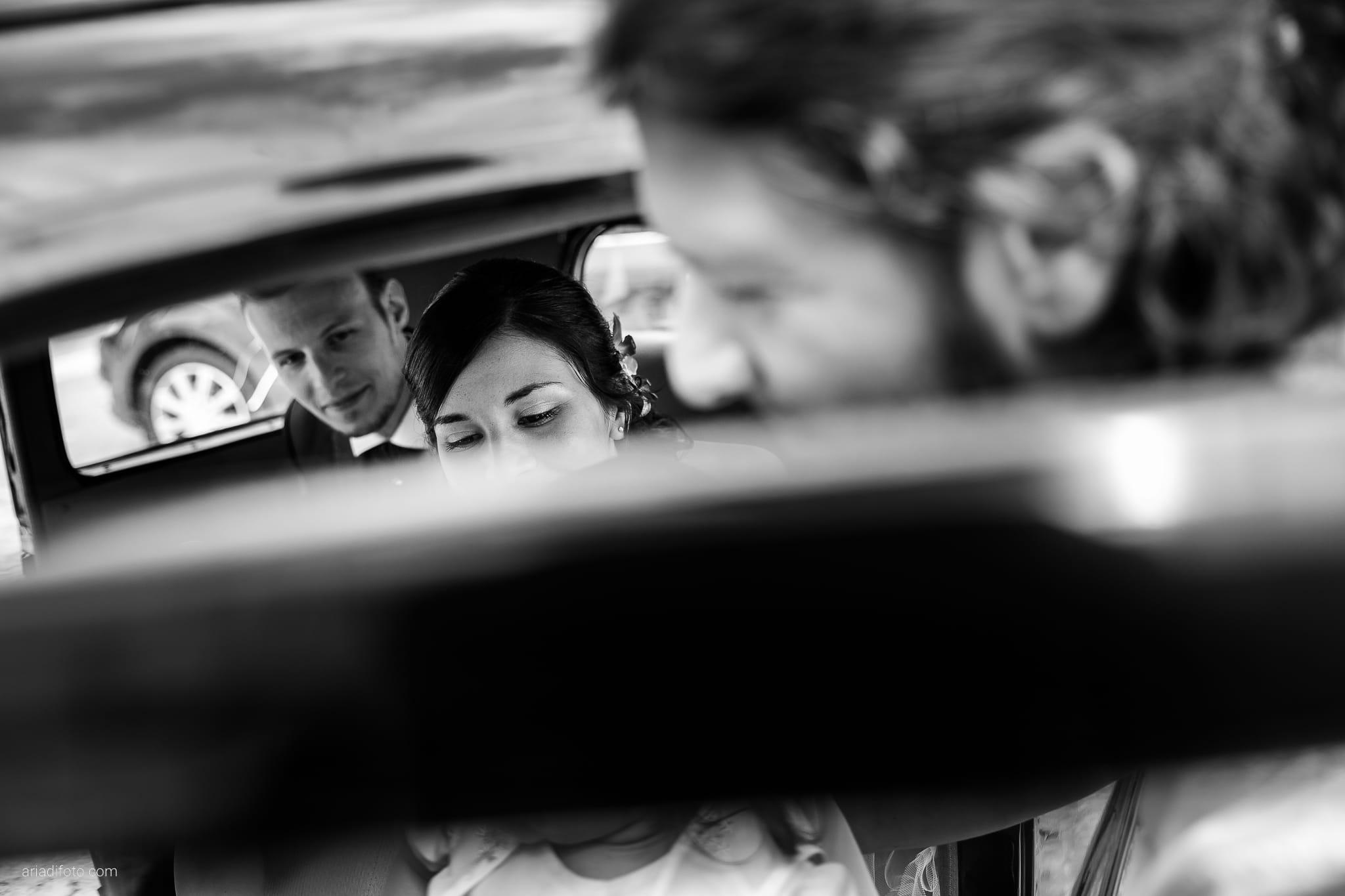 Dorella Stefano matrimonio Cormons Villa Chiopris Udine auto sposa balilla