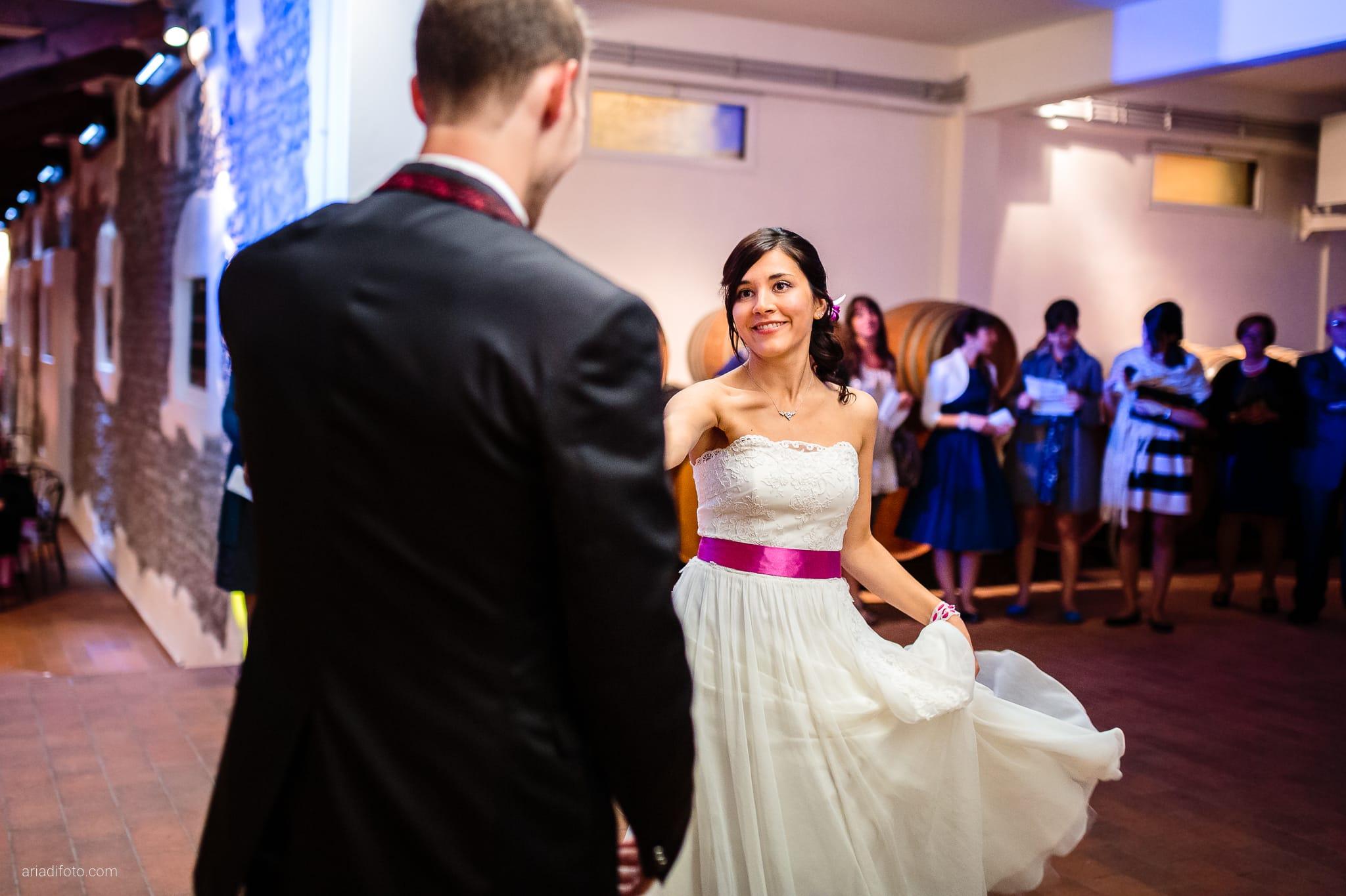 Dorella Stefano matrimonio Cormons Villa Chiopris Udine ricevimento festa primo ballo