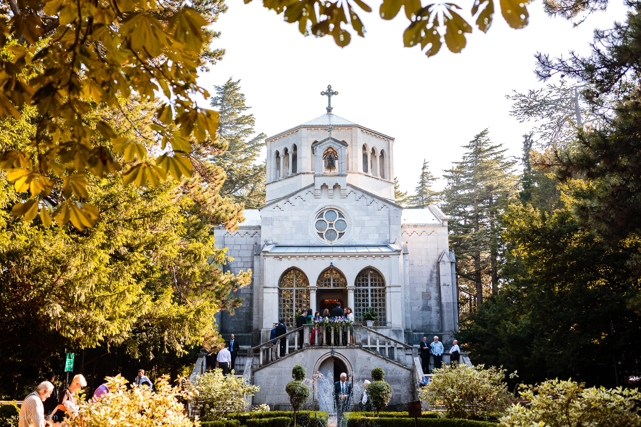 Ester Andrea matrimonio Trieste Villa Revoltella Stanjel Slovenia San Pasquale