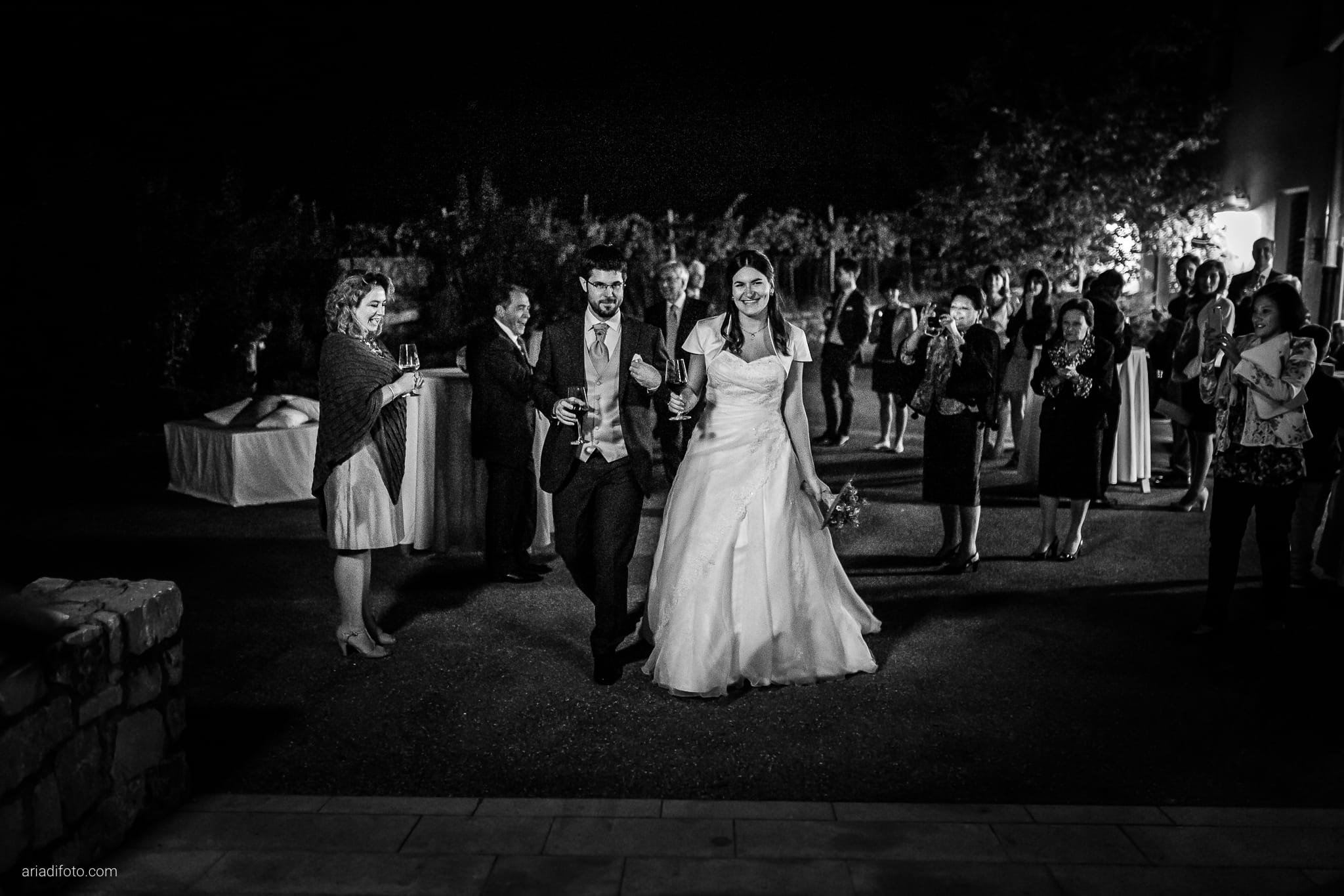 Ester Andrea matrimonio Trieste Villa Revoltella Stanjel Slovenia Gostilna Kobjeglava ricevimento momenti