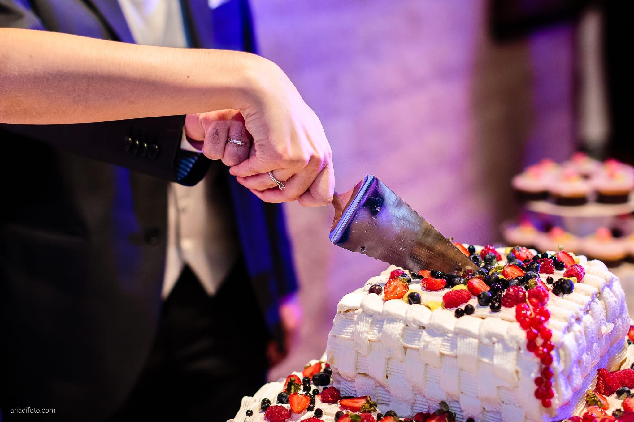 Ester Andrea matrimonio Trieste Villa Revoltella Stanjel Slovenia Gostilna Kobjeglava ricevimento dettagli torta