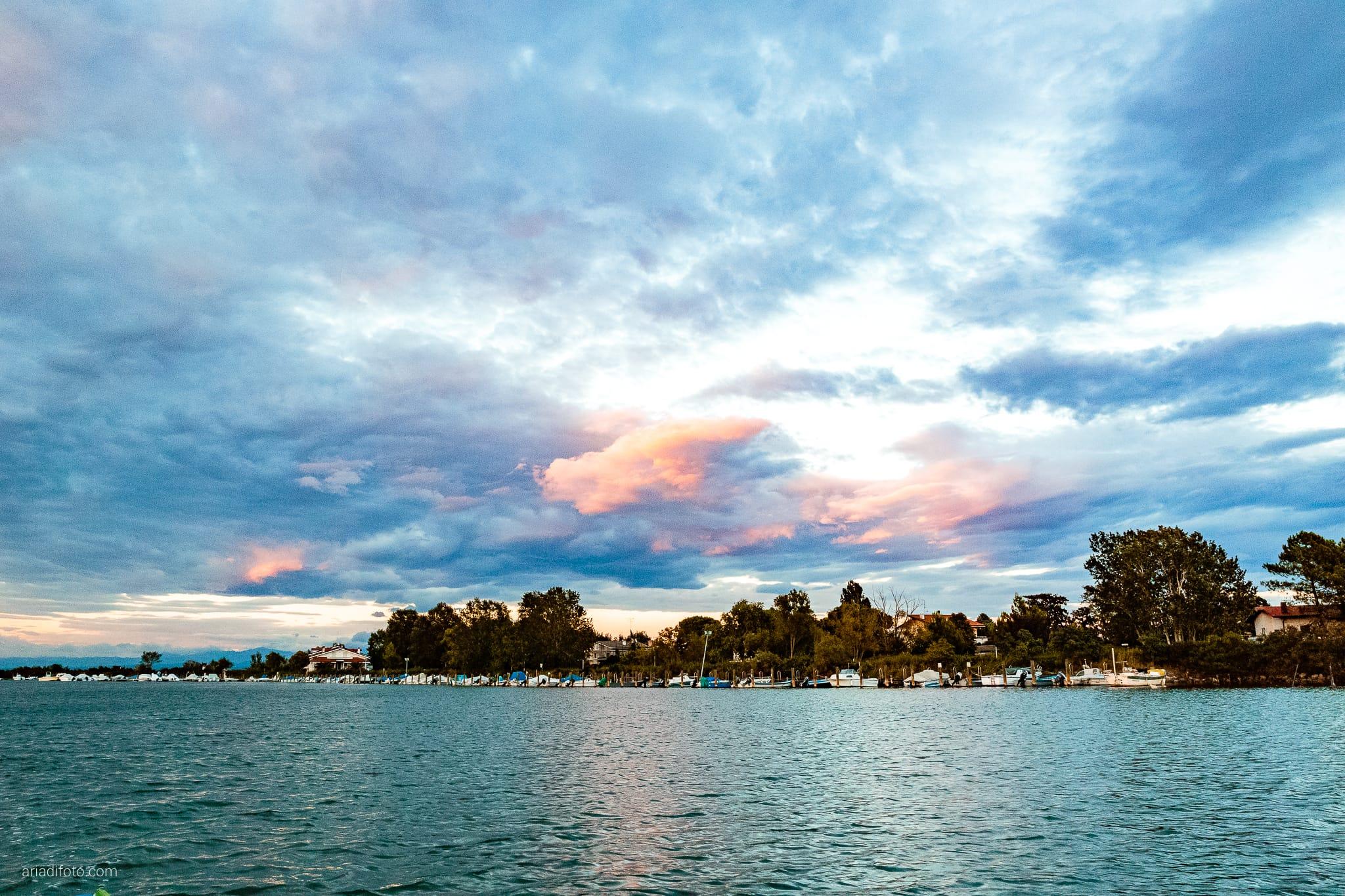 Francesca Patrick prematrimoniale laguna casoni Isola Montaron Grado Gorizia