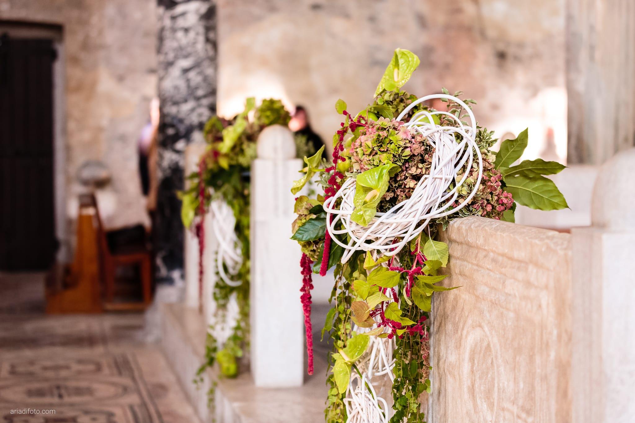 Francesca Patrick matrimonio Grado Villa Rigatti Fiumicello Udine cerimonia dettagli fiori Basilica di Sant'Eufemia
