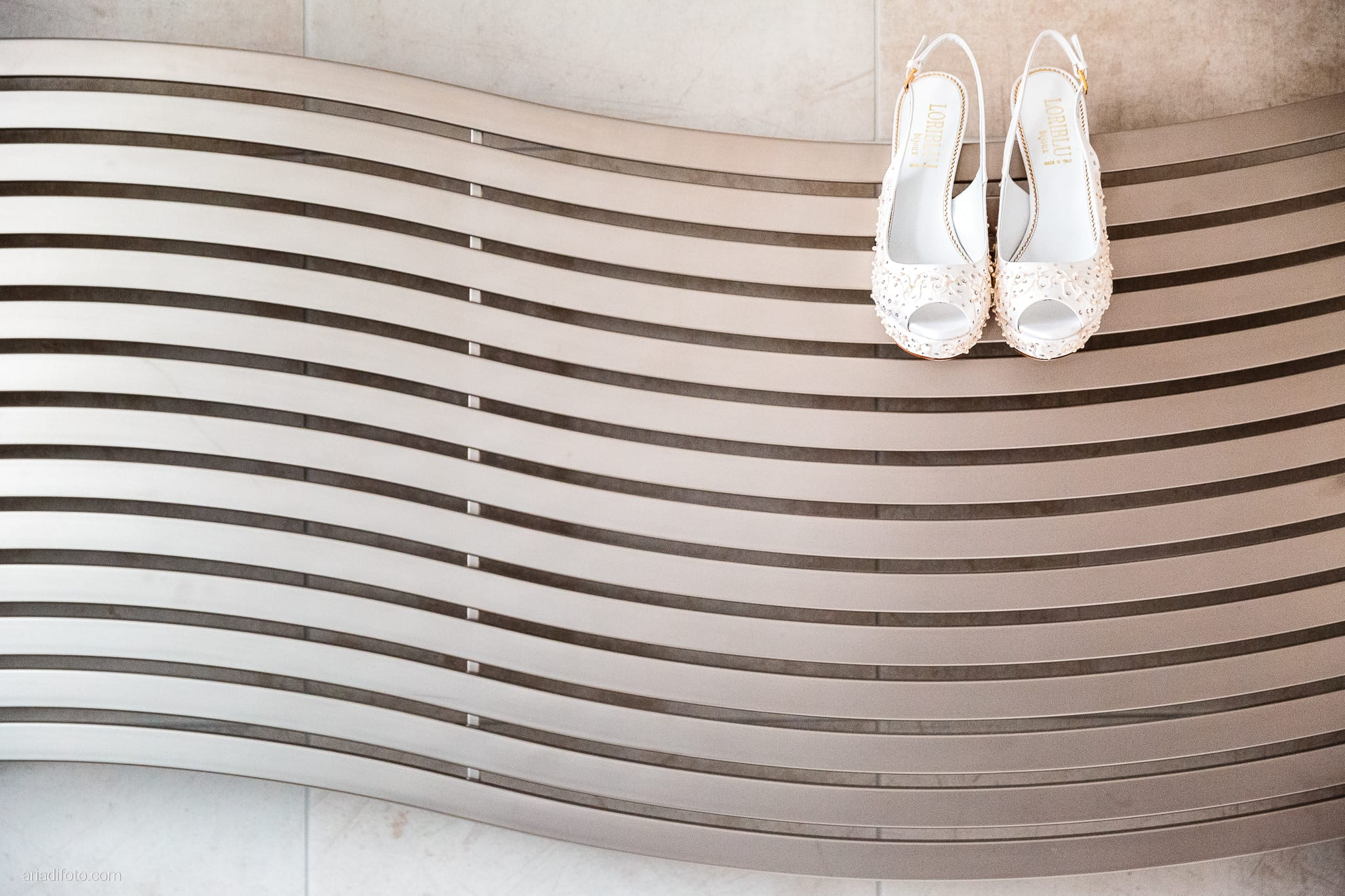 Elisa Matteo matrimonio Preval Gorizia Paradiso Pocenia Udine preparativi dettagli scarpe