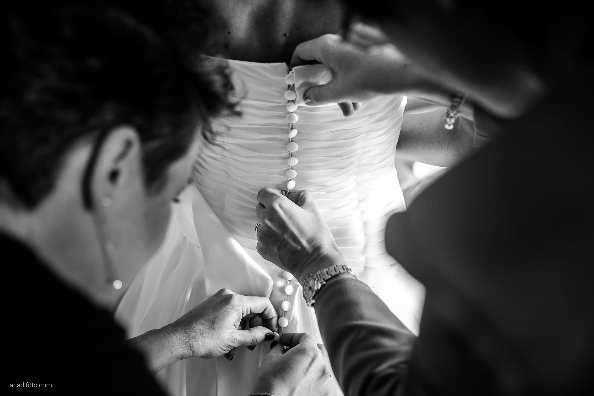 Elisa Matteo matrimonio Preval Gorizia Paradiso Pocenia Udine preparativi dettagli abito