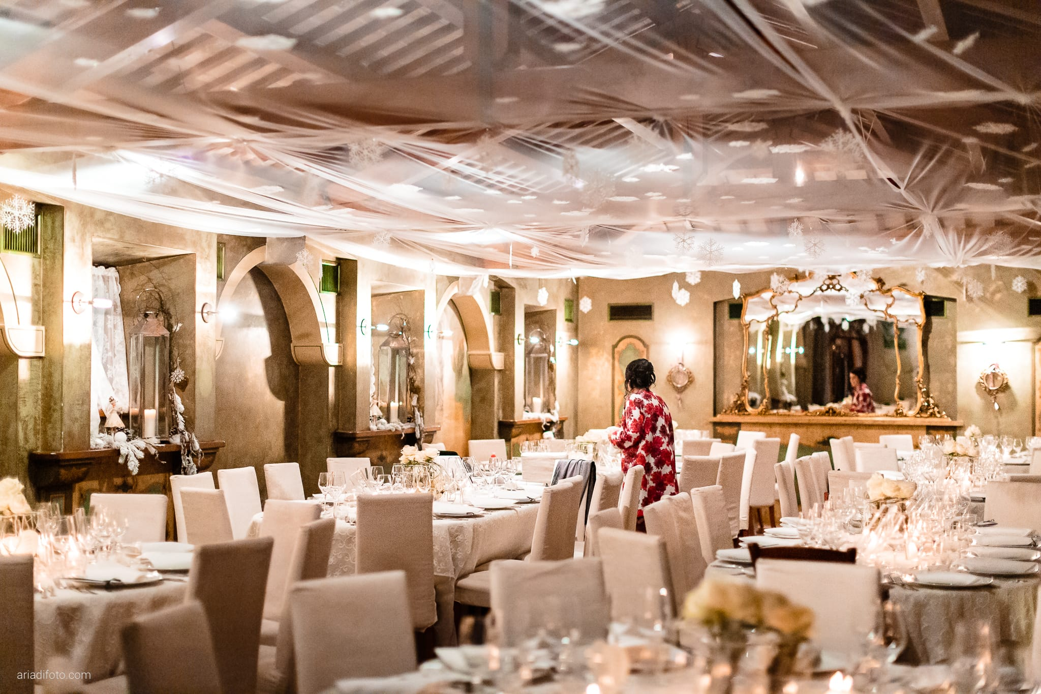 Elisa Matteo matrimonio Preval Gorizia Paradiso Pocenia Udine ricevimento dettagli sala decorazioni allestimenti tavoli