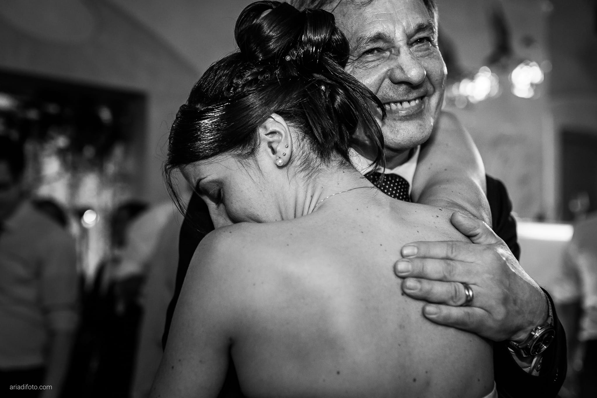 Elisa Matteo matrimonio Preval Gorizia Paradiso Pocenia Udine ricevimento primo ballo papà
