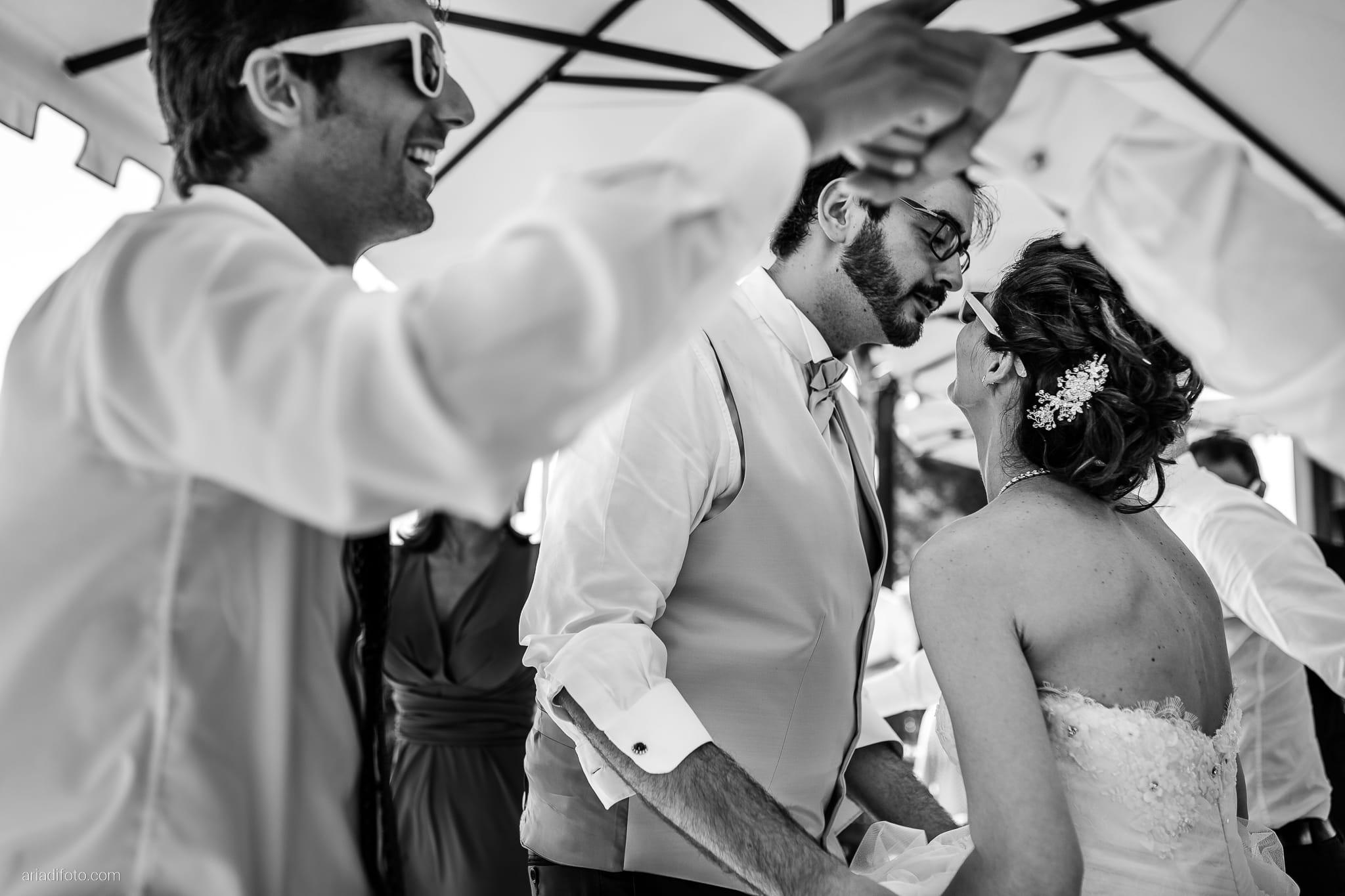 Michela Emilio Matrimonio Terrazze Riviera Trieste ricevimento festa balli