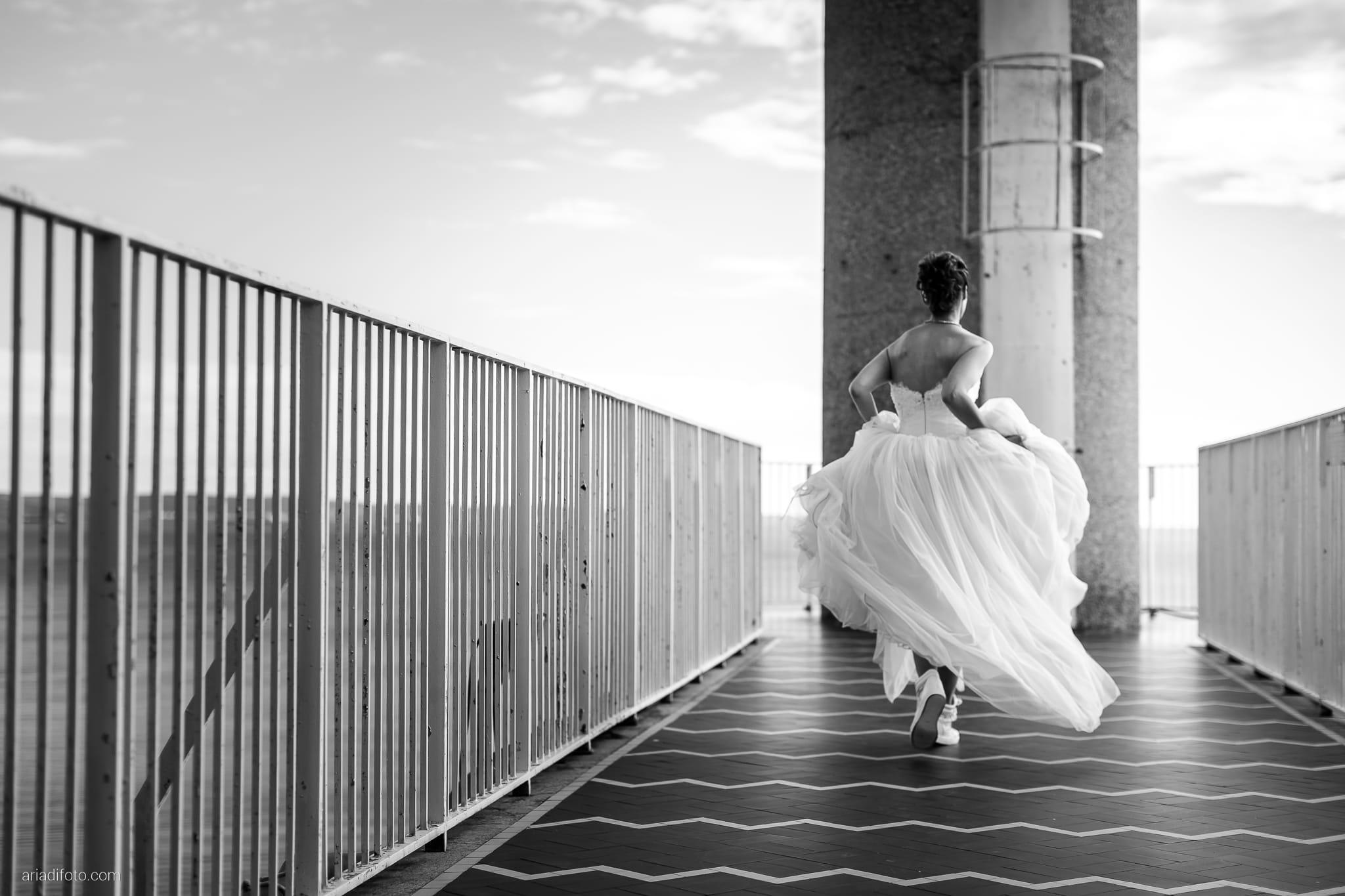 Michela Emilio Matrimonio Terrazze Riviera Trieste ritratti sposi