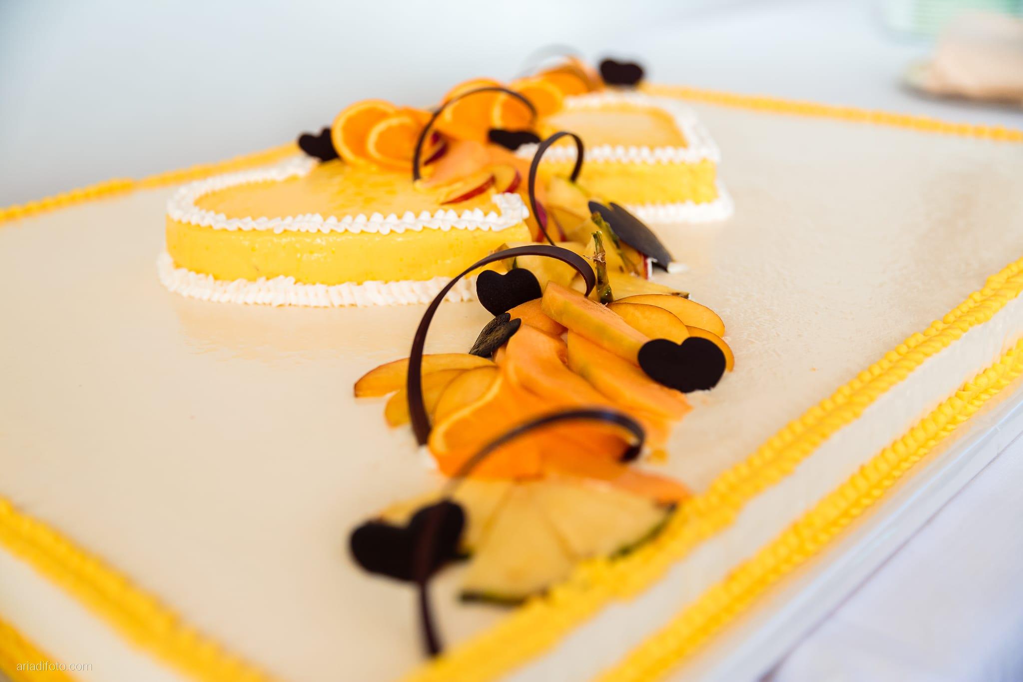 Michela Emilio Matrimonio Terrazze Riviera Trieste ricevimento dettagli torta