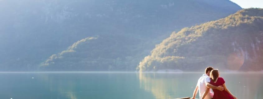 Eleonora Elia Prematrimoniale Lago di Cavazzo Udine