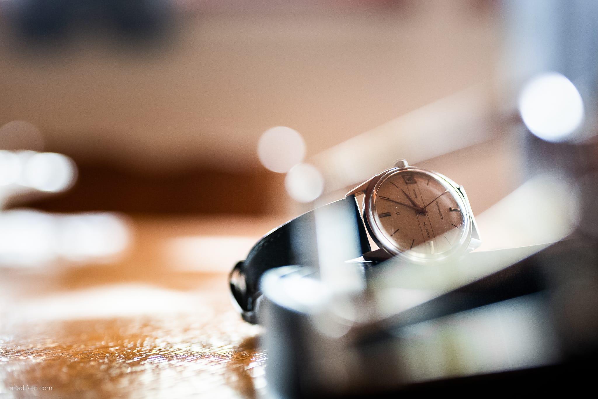 Valentina Francesco Matrimonio Pagnacco Castello Villalta Fagagna Udine preparativi dettagli orologio